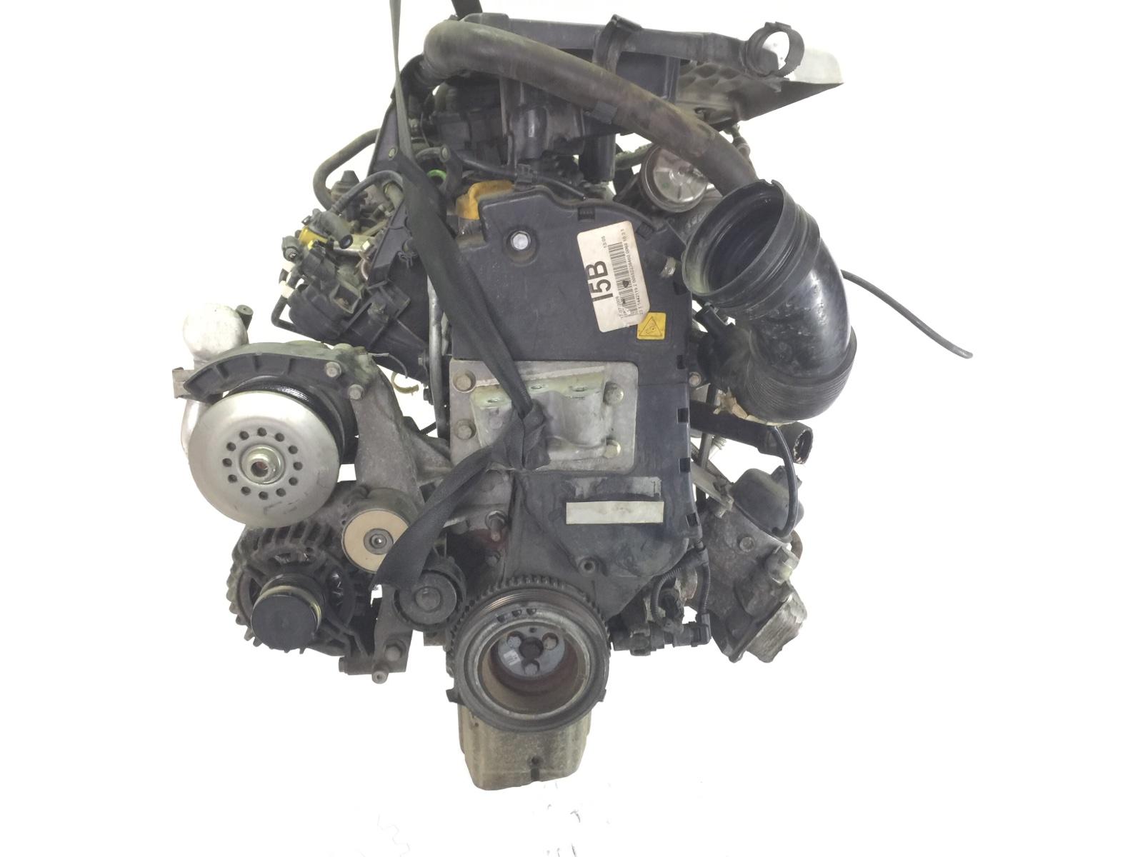 Двигатель Alfa Romeo Mito 1.4 TI 2009 (б/у)