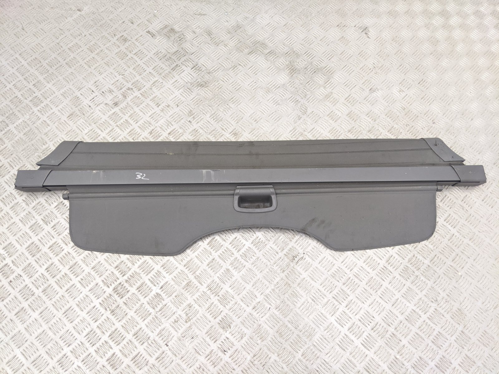 Шторка багажника Ford Focus 1.8 TDCI 2009 (б/у)