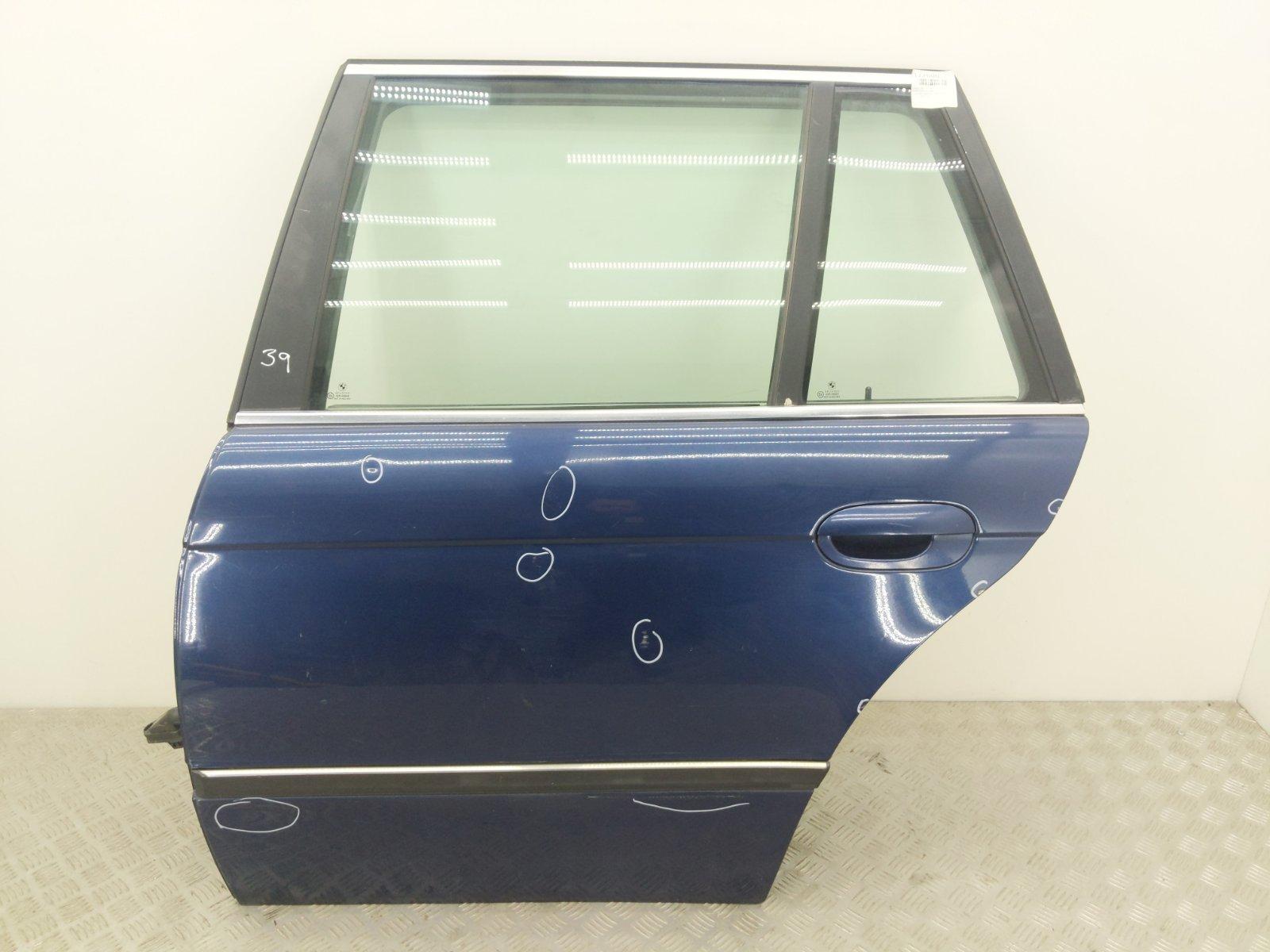 Дверь задняя левая Bmw 5 E39 2.8 I 2000 (б/у)