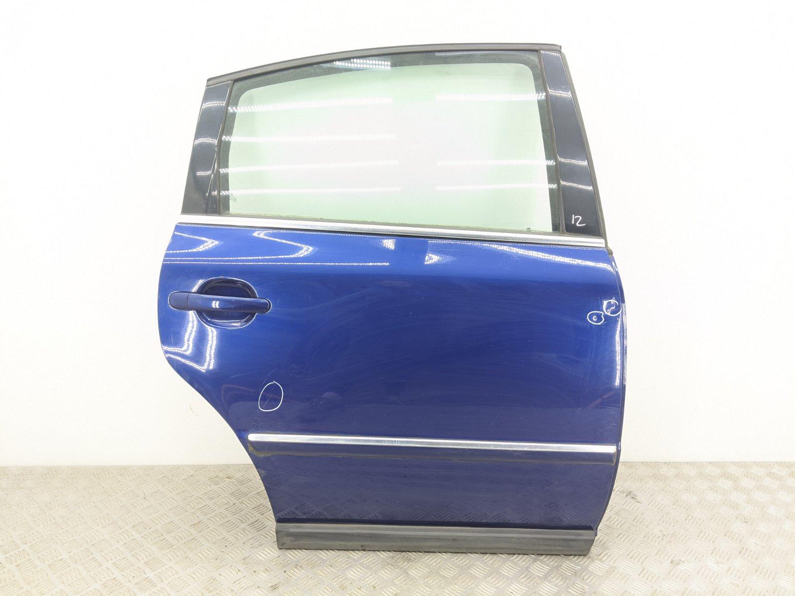 Дверь задняя правая Volkswagen Passat B5 1.9 TDI 2004 (б/у)
