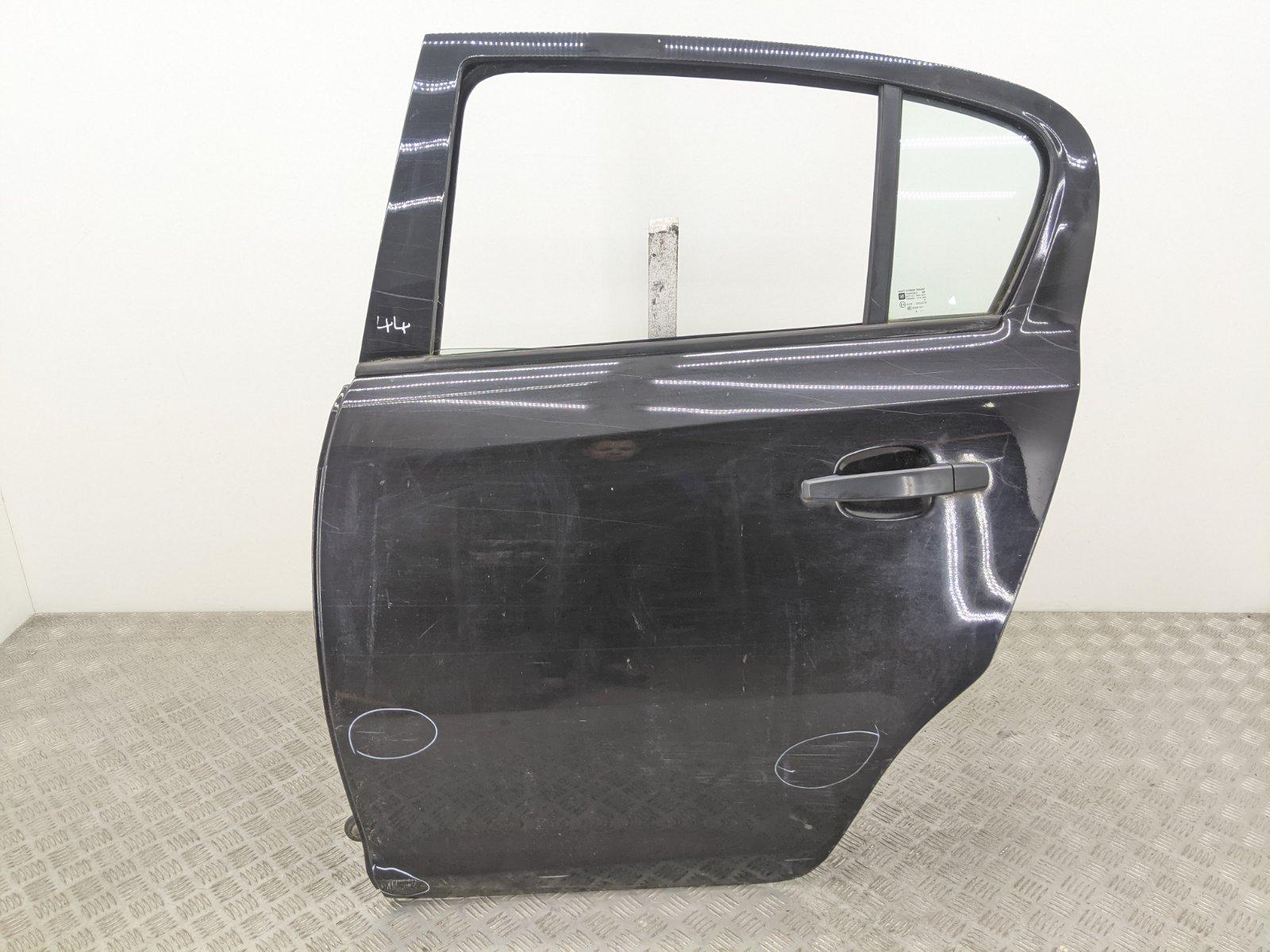 Дверь задняя левая Opel Corsa D 1.2 I 2008 (б/у)