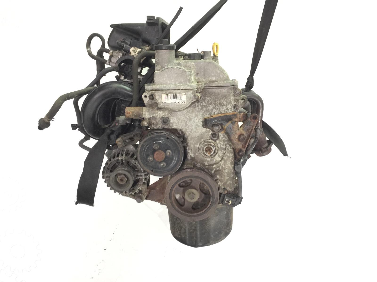 Двигатель Toyota Yaris P1 1.0 I 2002 (б/у)