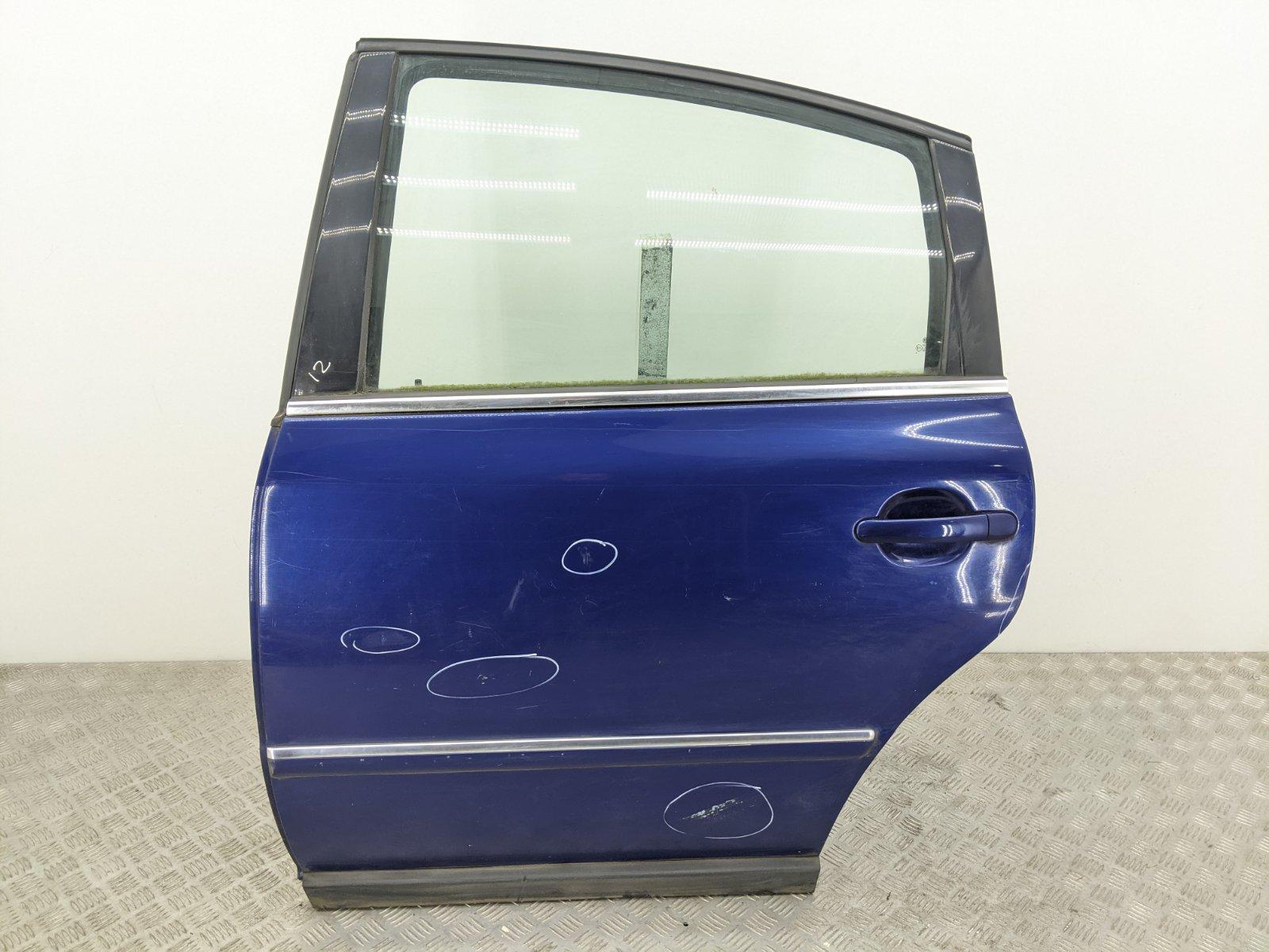 Дверь задняя левая Volkswagen Passat B5 1.9 TDI 2004 (б/у)