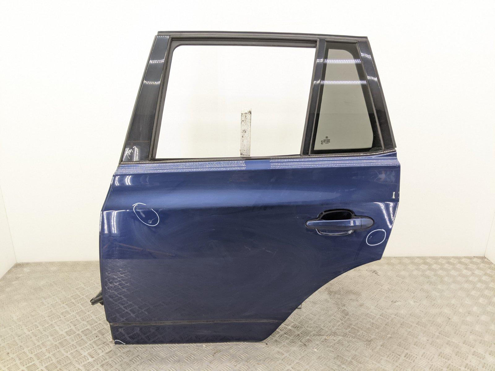 Дверь задняя левая Bmw X3 E83 2.0 TD 2005 (б/у)