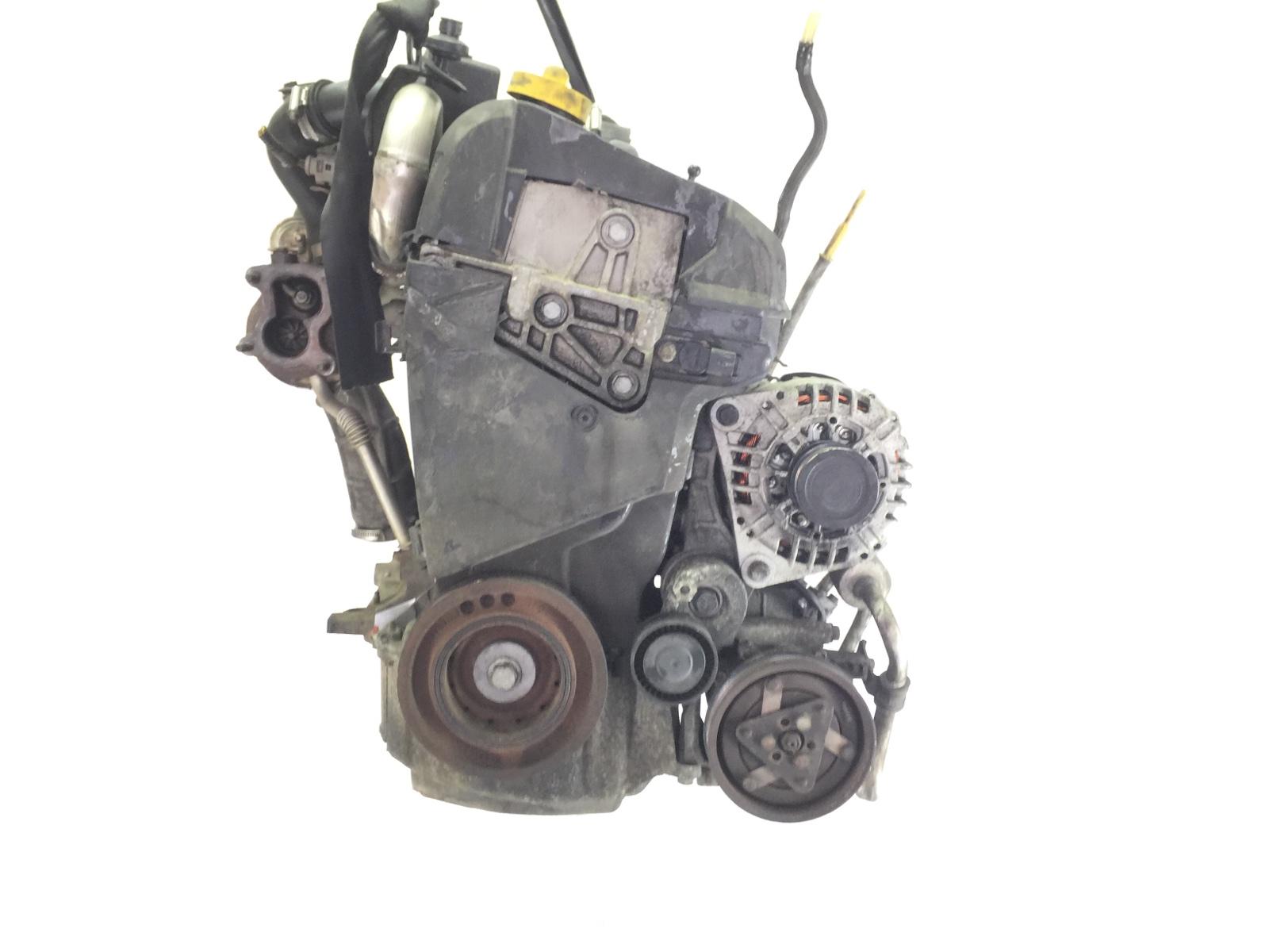 Двигатель Nissan Micra K12 1.5 DCI 2004 (б/у)