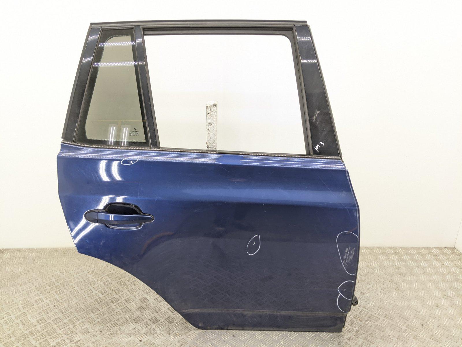 Дверь задняя правая Bmw X3 E83 2.0 TD 2005 (б/у)