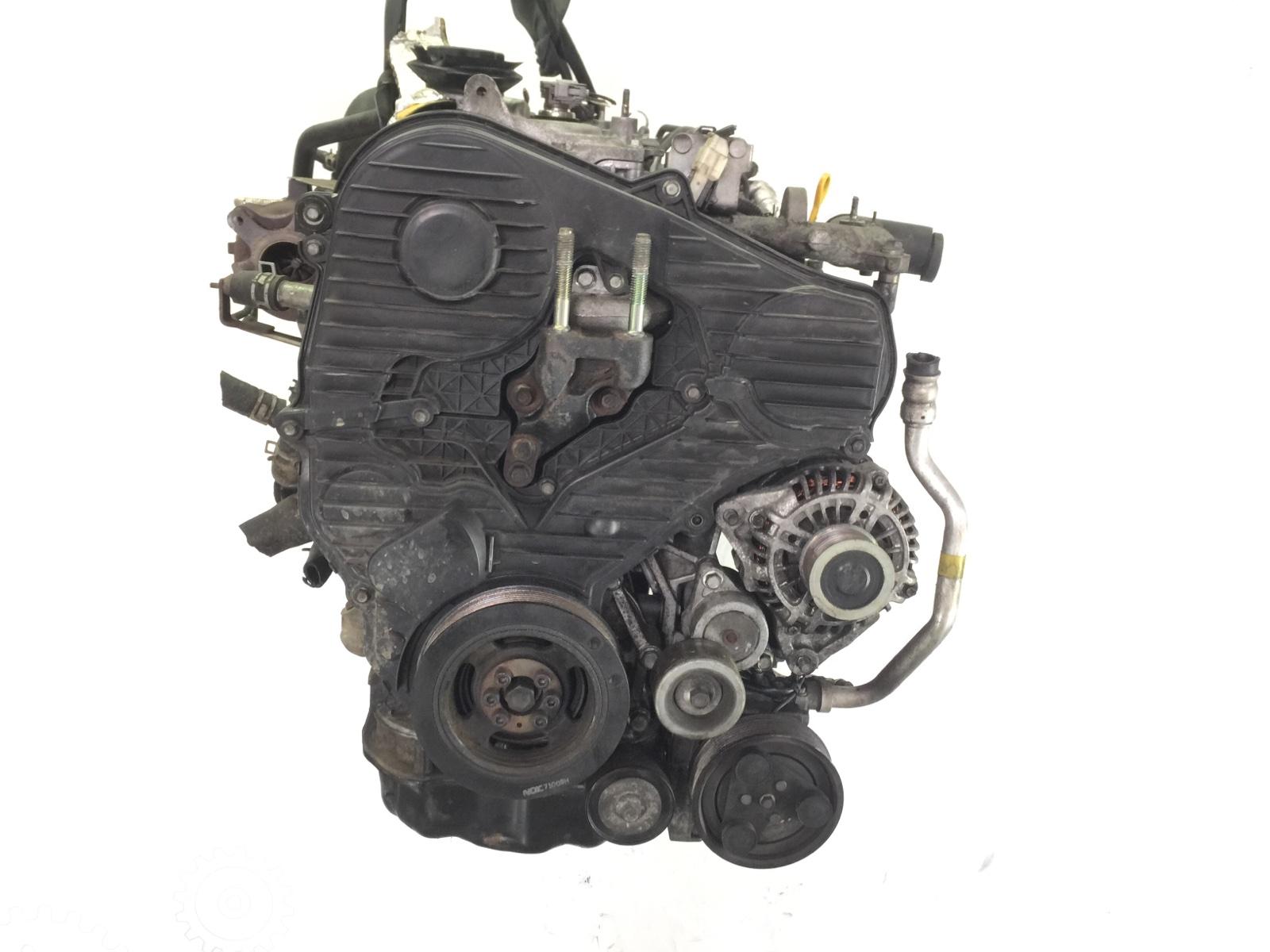 Двигатель Mazda 6 2.0 TD 2008 (б/у)