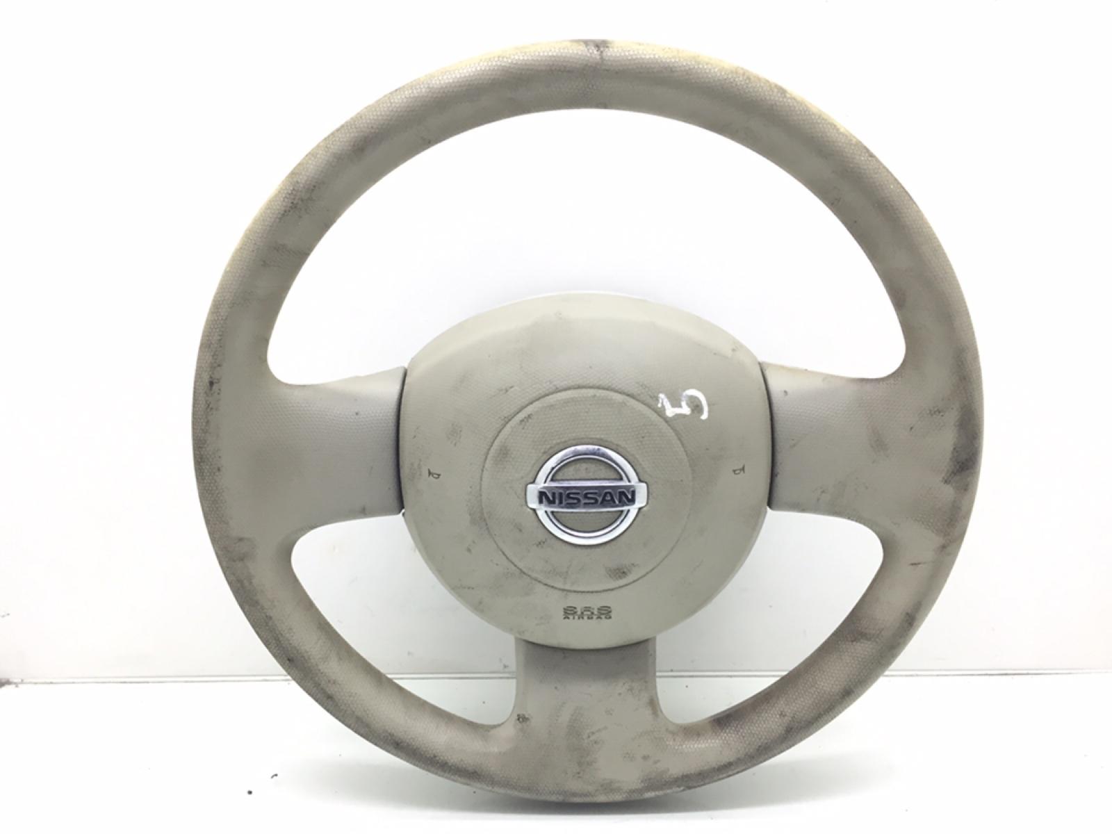 Руль Nissan Micra K12 1.2 I 2003 (б/у)