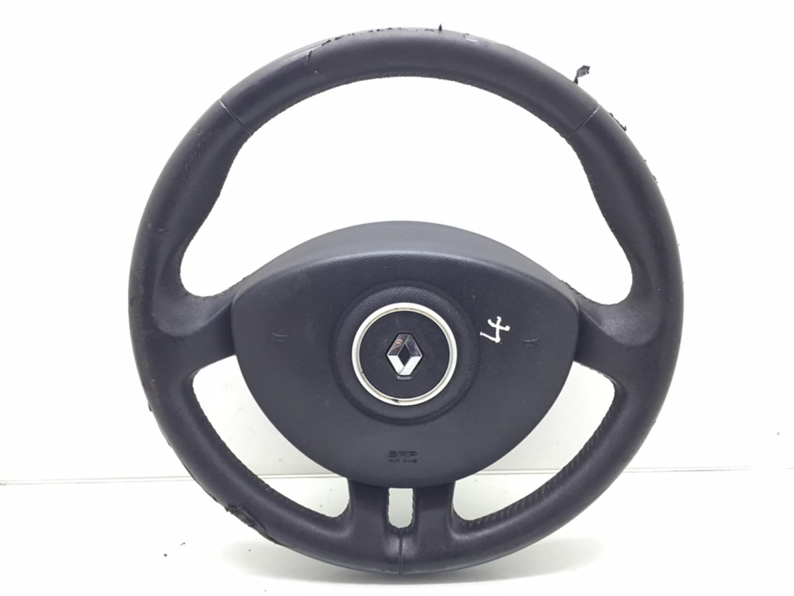 Руль Renault Clio 1.5 DCI 2007 (б/у)