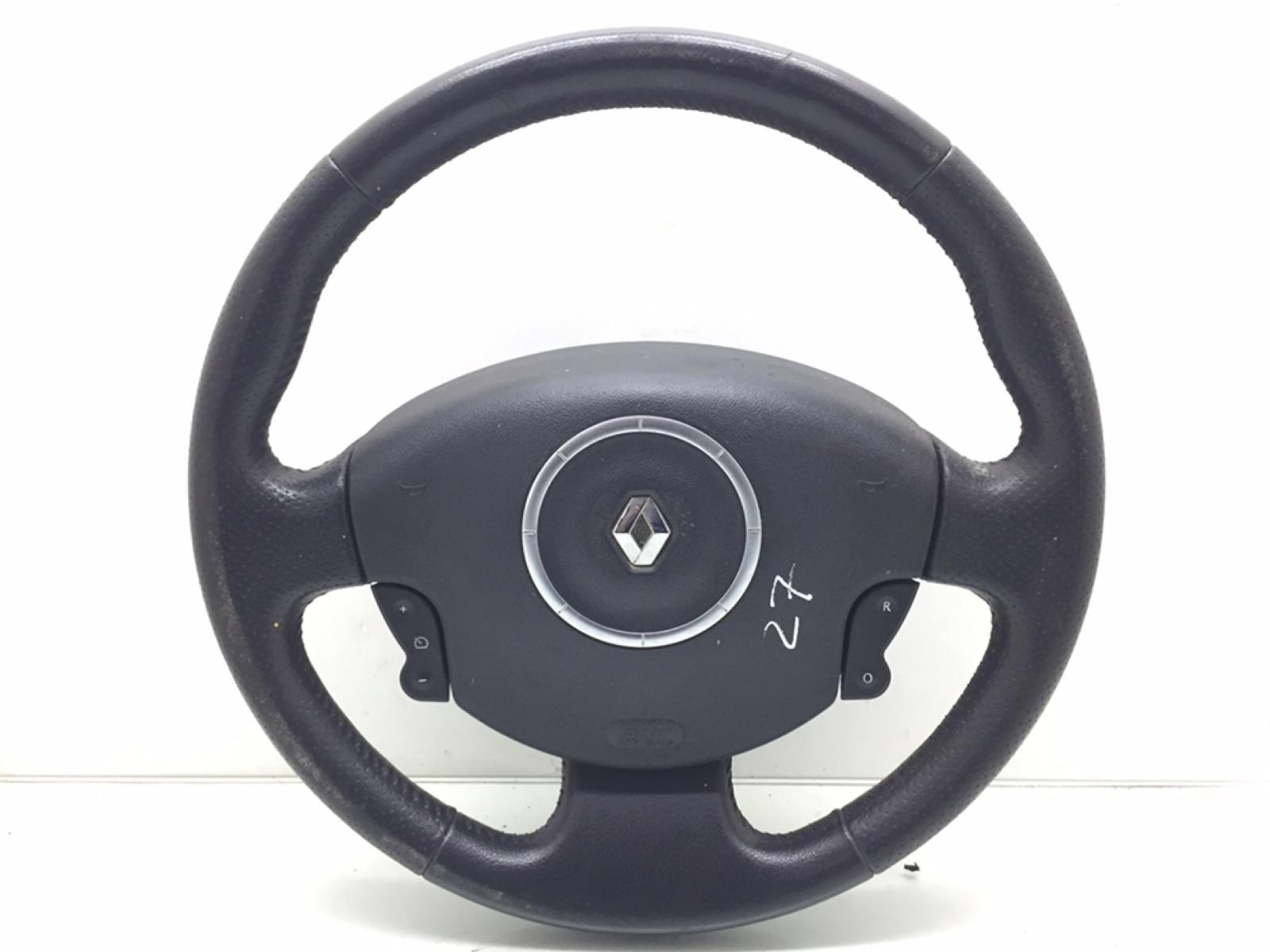 Руль Renault Grand Scenic 2 2.0 I 2007 (б/у)