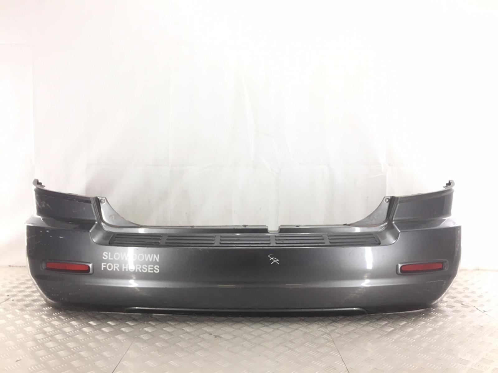 Бампер задний Kia Sorento 2.5 CRDI 2004 (б/у)