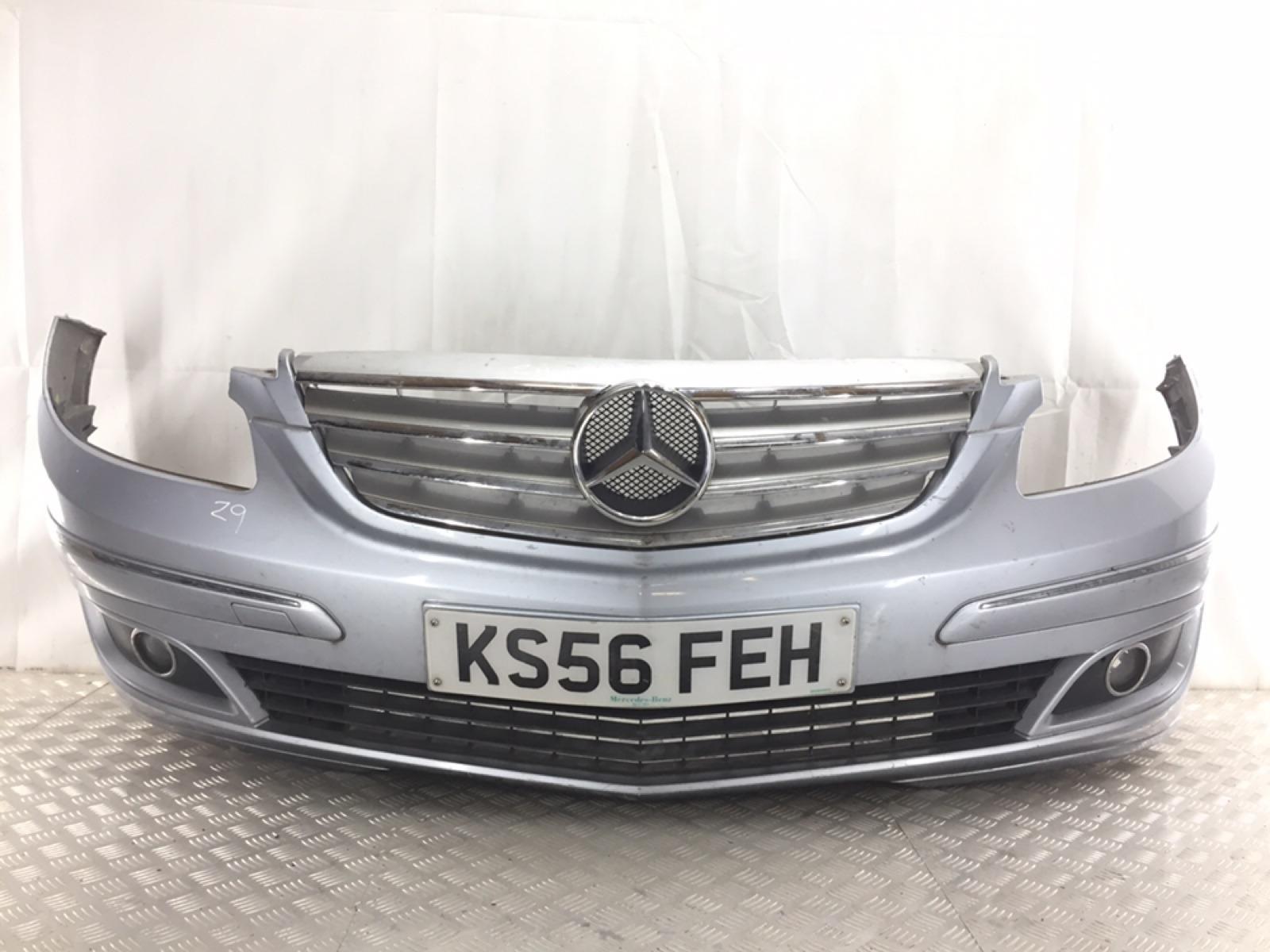 Бампер передний Mercedes B W245 2.0 CDI 2006 (б/у)