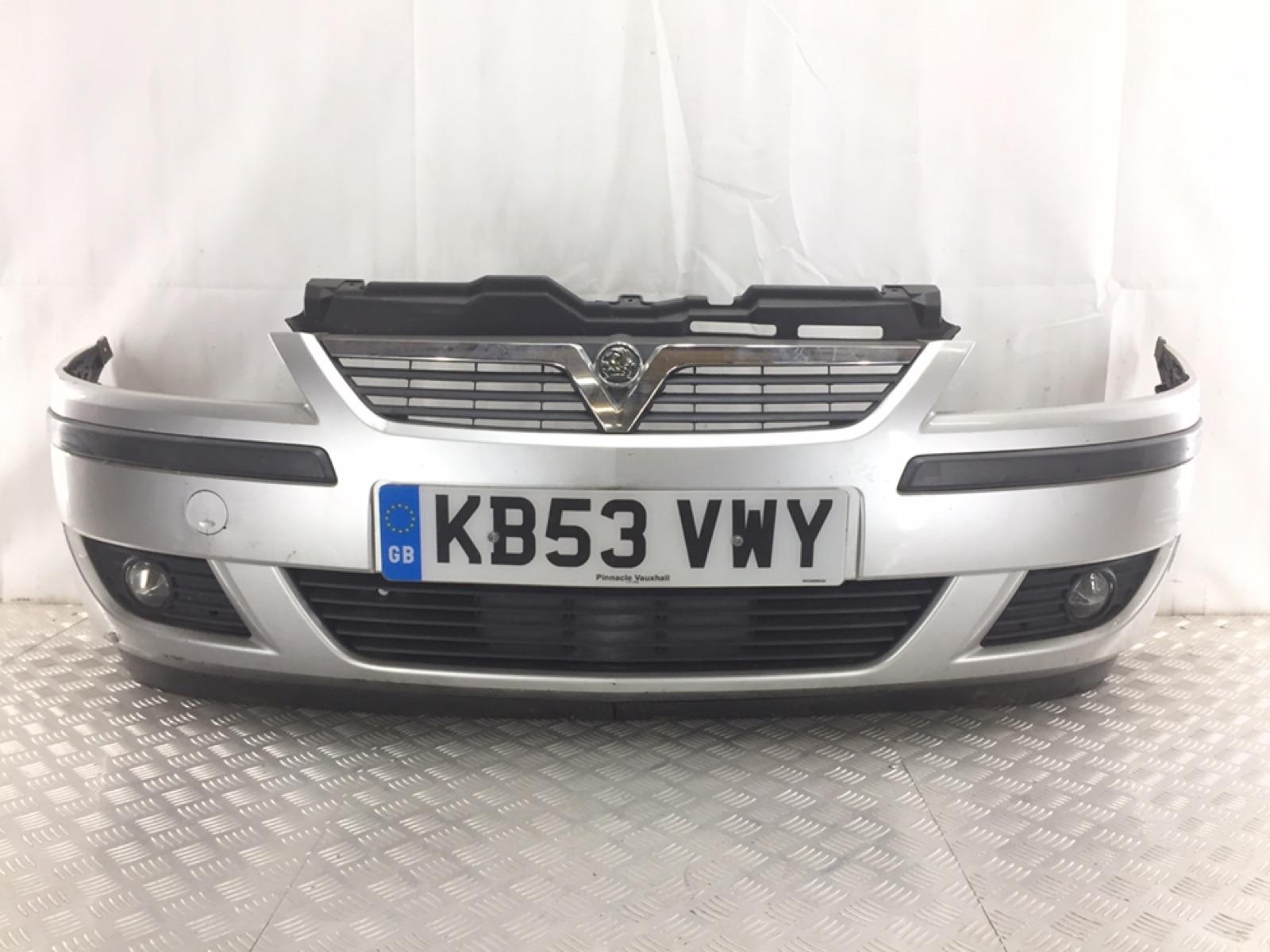 Бампер передний Opel Corsa C 1.2 I 2003 (б/у)