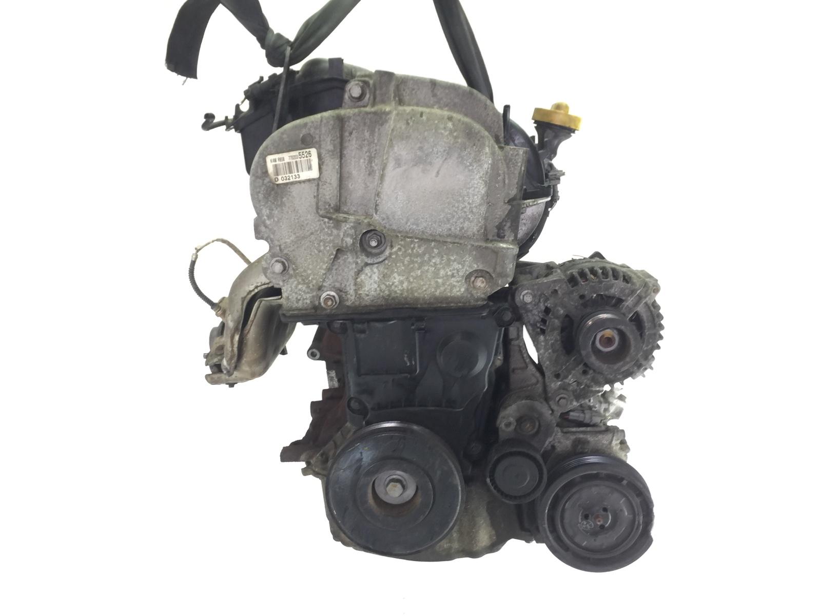 Двигатель Renault Megane 3 1.6 I 2009 (б/у)