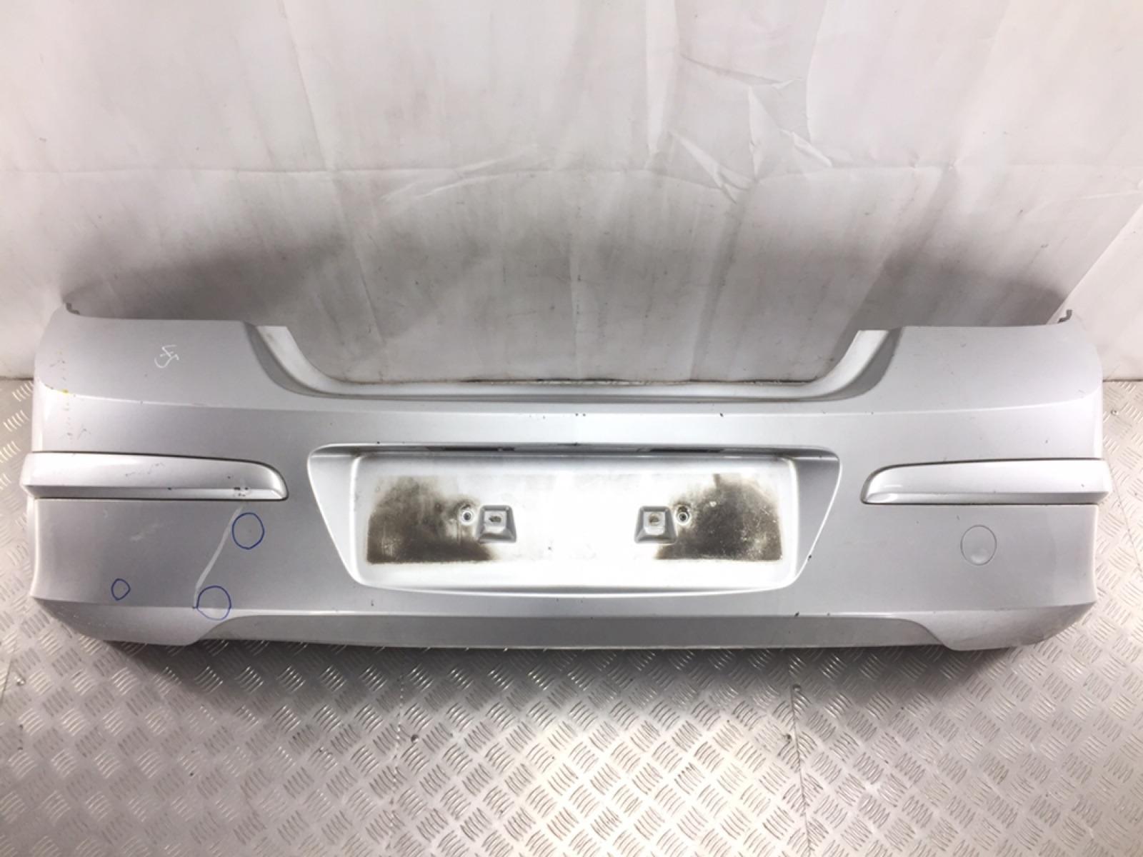 Бампер задний Opel Astra H 1.4 I 2009 (б/у)
