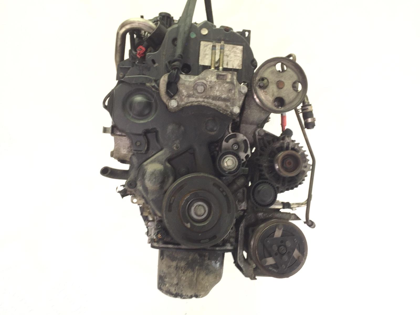 Двигатель Ford Fusion 1.4 TDCI 2003 (б/у)