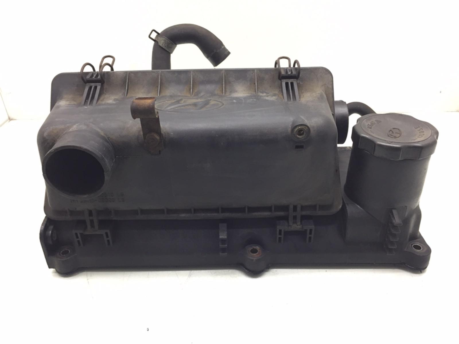 Клапанная крышка Hyundai Atos 1 1.0 I 1999 (б/у)