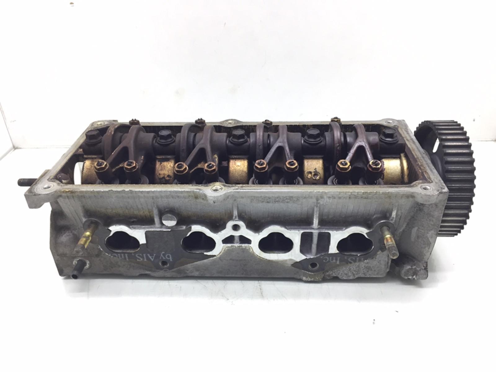Головка блока цилиндров Hyundai Atos 1 1.0 I 1999 (б/у)