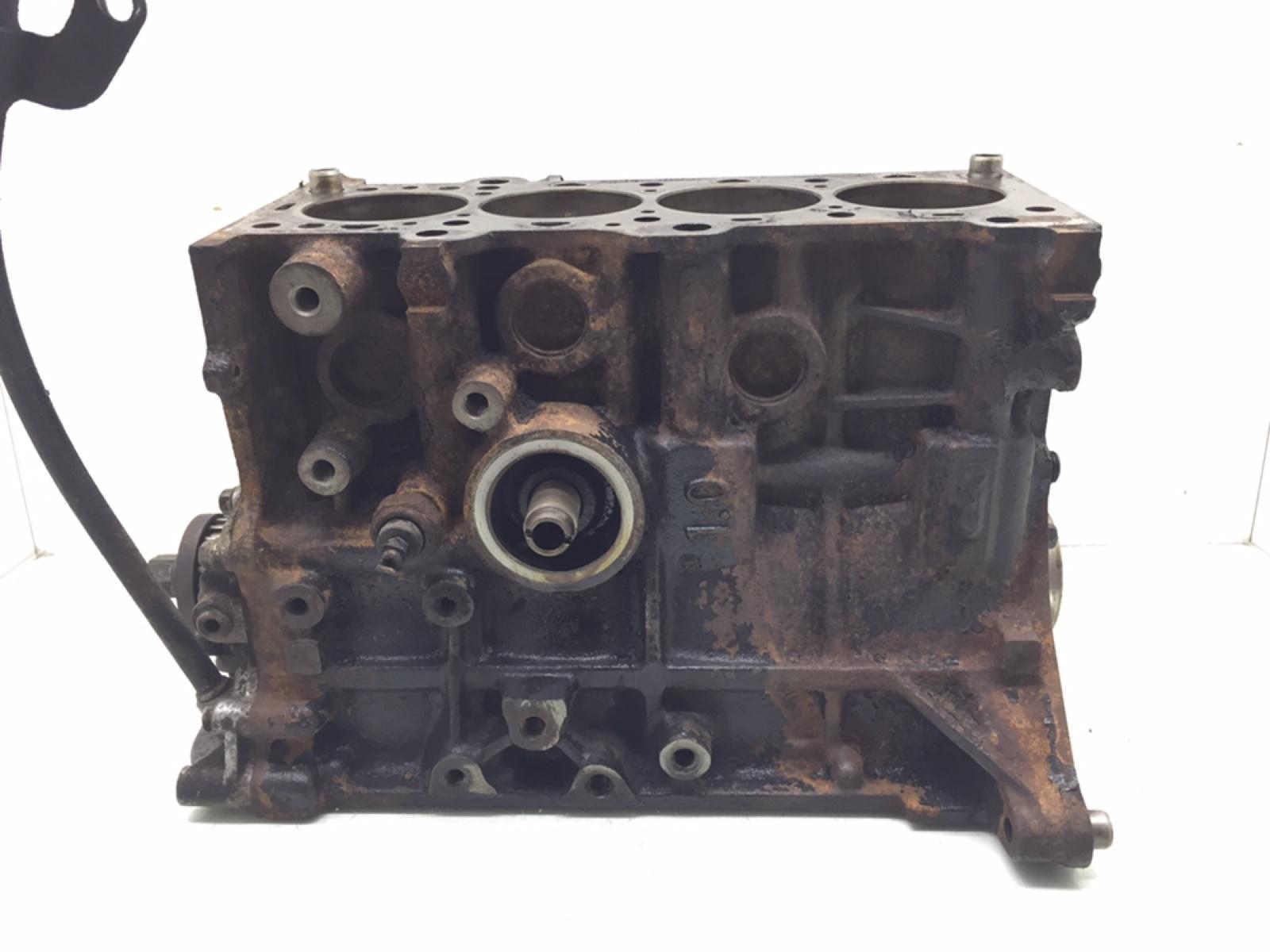 Блок цилиндров Hyundai Atos 1 1.0 I 1999 (б/у)