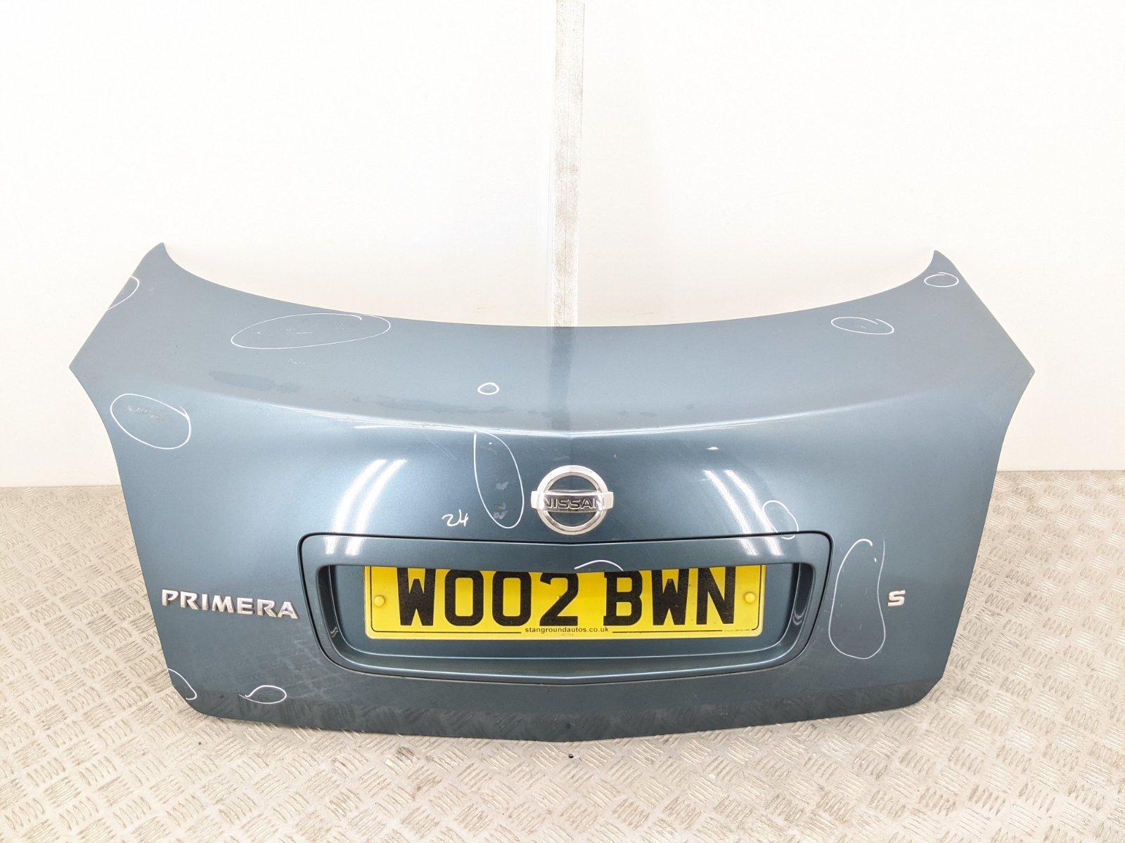 Крышка багажника Nissan Primera P12 1.8 I 2002 (б/у)