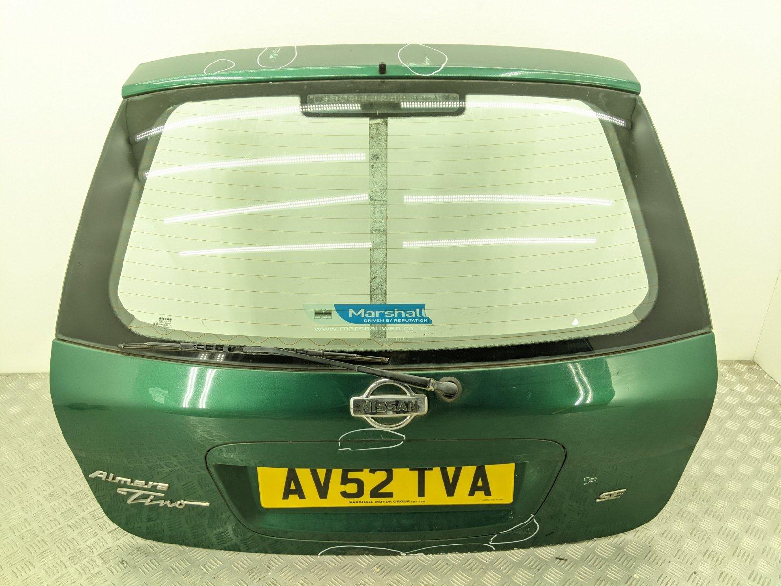 Крышка багажника Nissan Almera Tino 1.8 I 2002 (б/у)