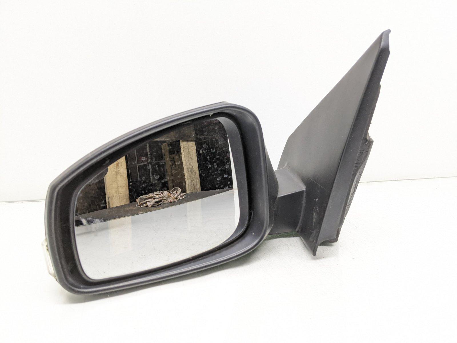 Зеркало наружное левое Renault Megane 3 1.6 I 2009 (б/у)