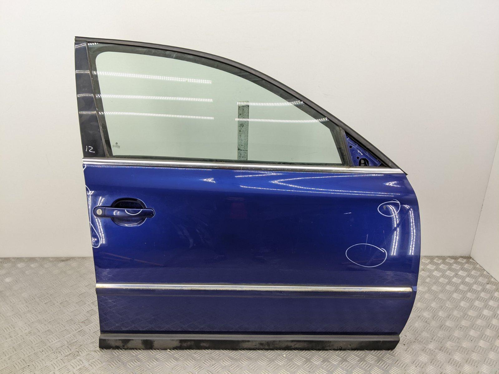 Дверь передняя правая Volkswagen Passat B5 1.9 TDI 2004 (б/у)