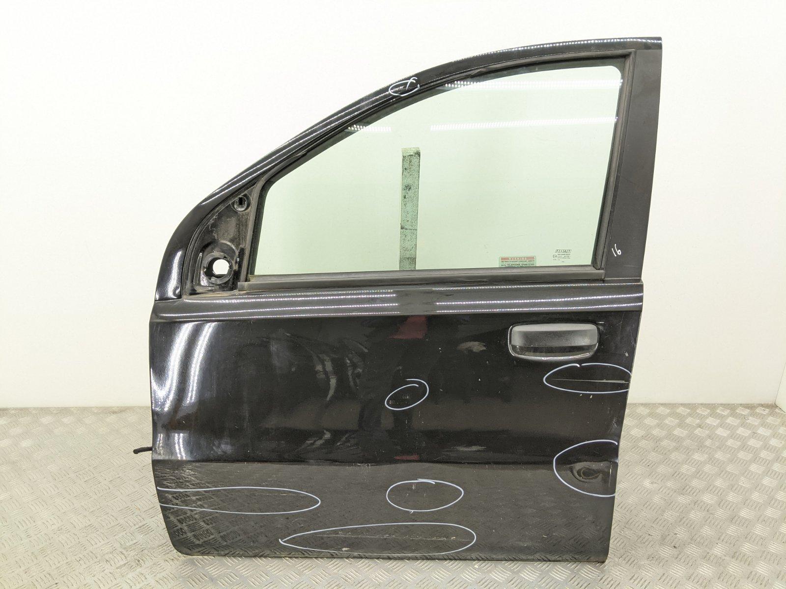 Дверь передняя левая Fiat Panda 1.2 I 2005 (б/у)