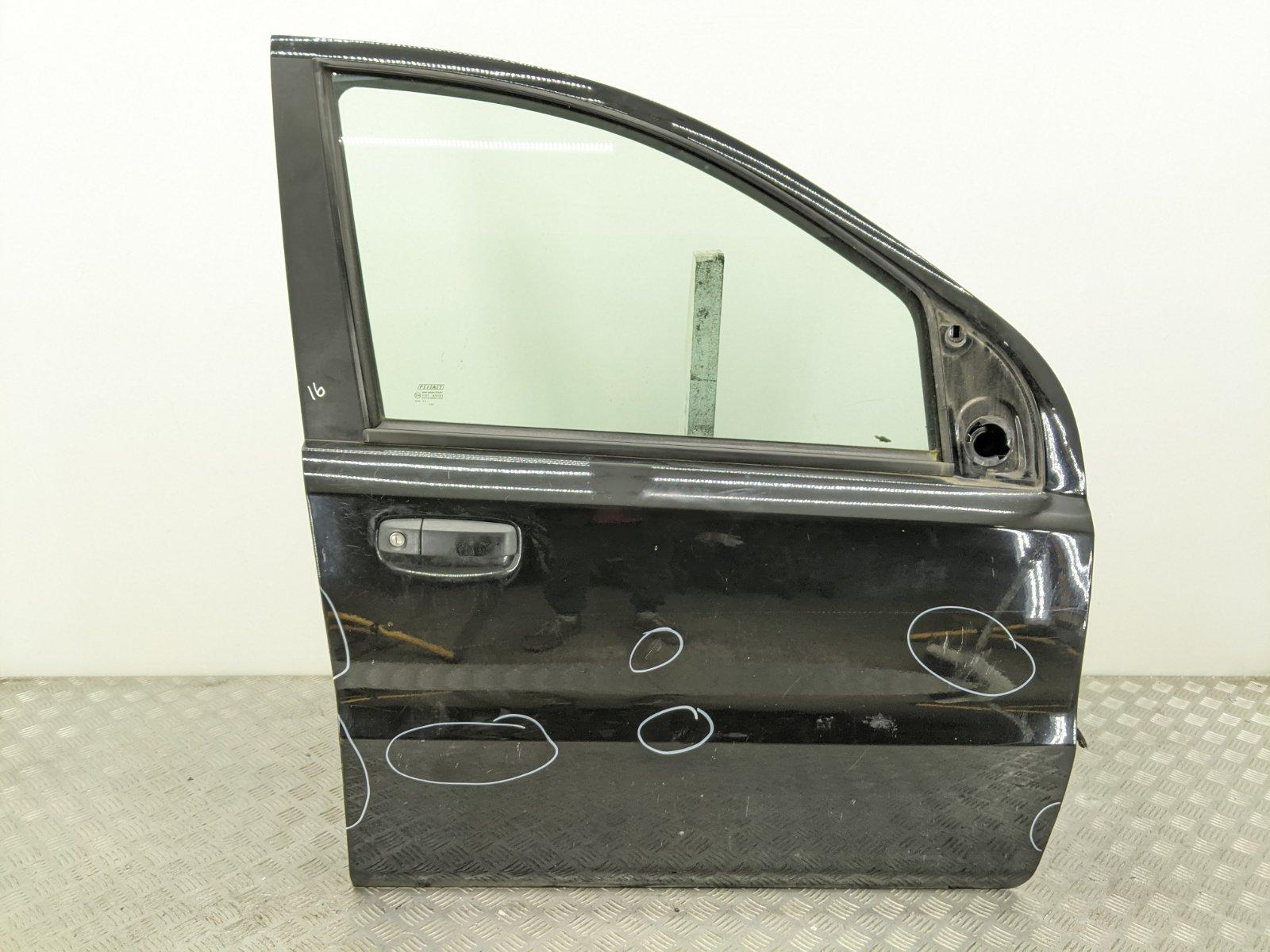 Дверь передняя правая Fiat Panda 1.2 I 2005 (б/у)