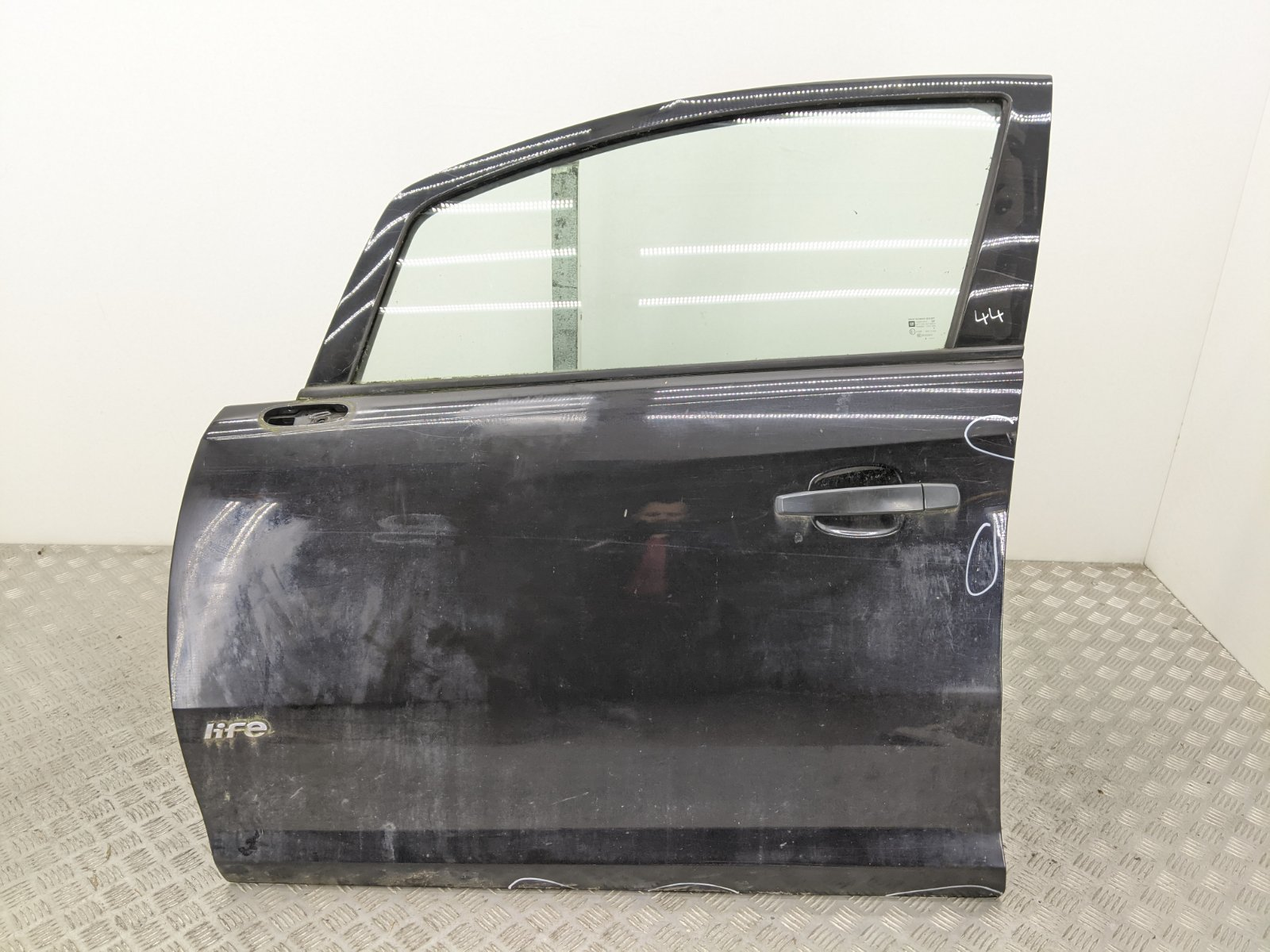Дверь передняя левая Opel Corsa D 1.2 I 2008 (б/у)