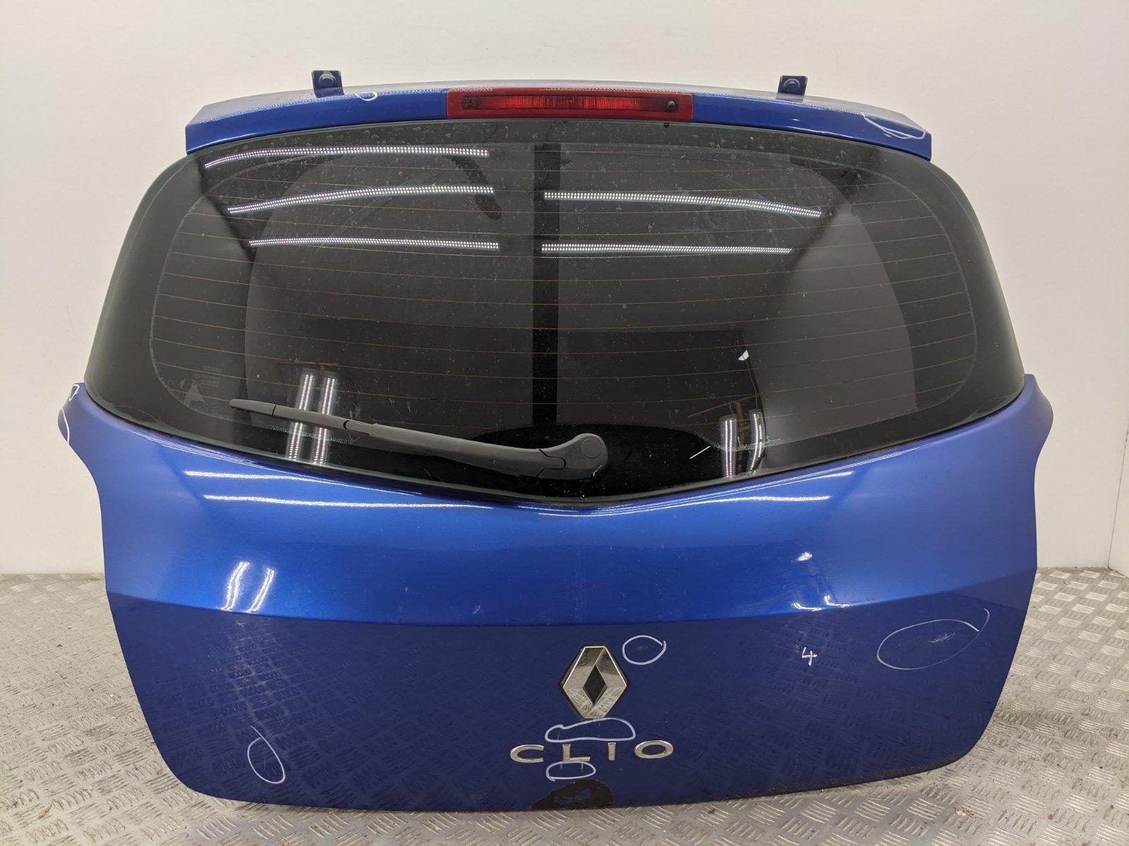 Крышка багажника Renault Clio 1.5 DCI 2007 (б/у)