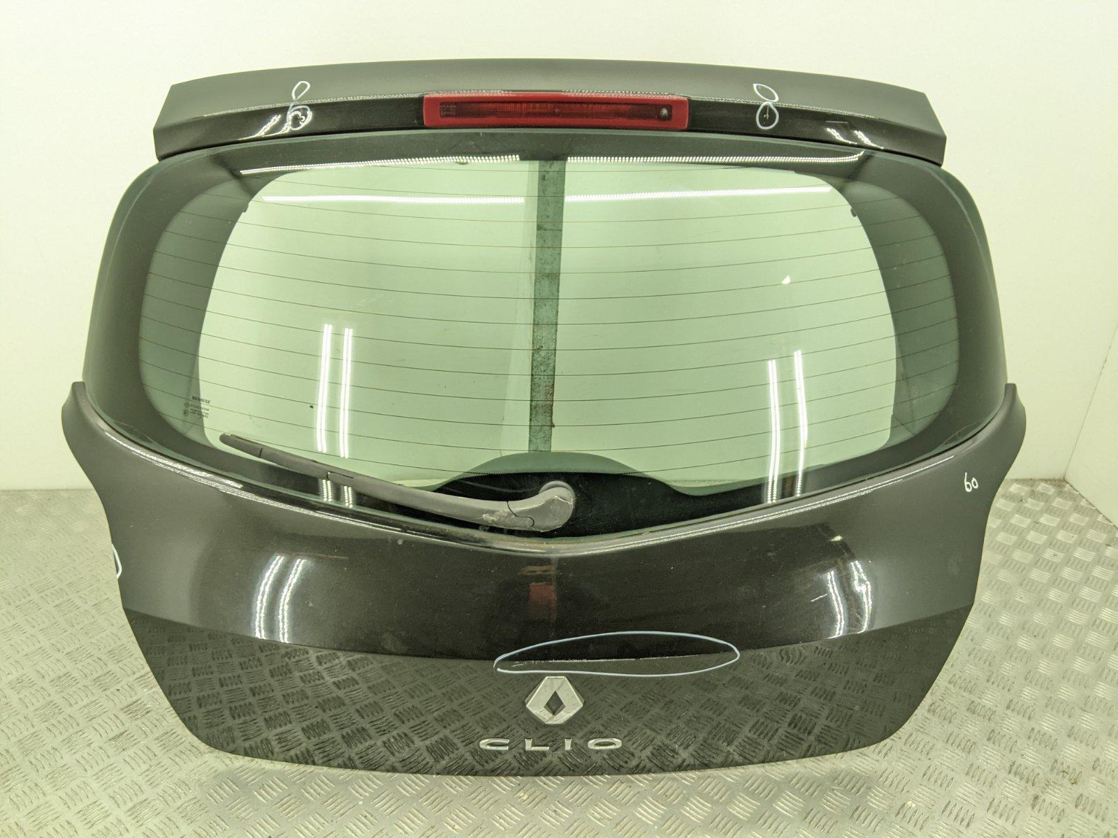 Крышка багажника Renault Clio 1.5 DCI 2008 (б/у)