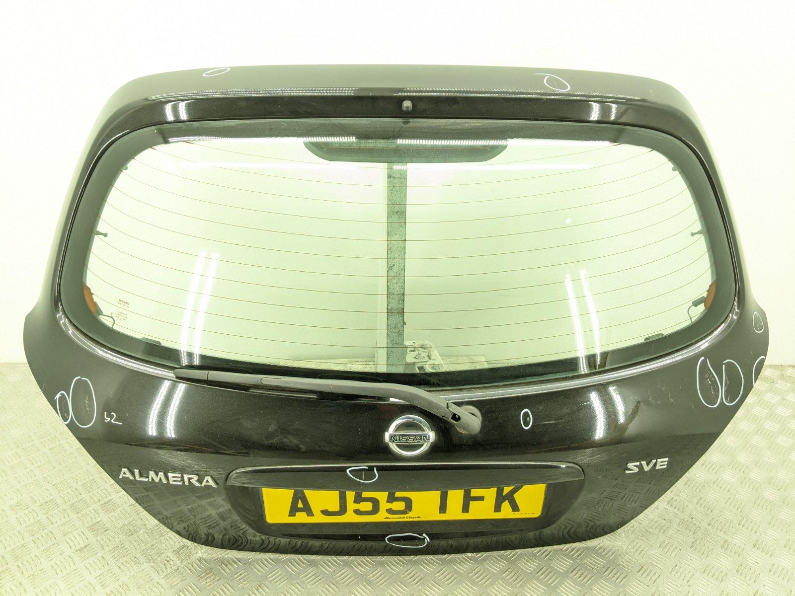 Крышка багажника Nissan Almera N16 1.5 I 2005 (б/у)