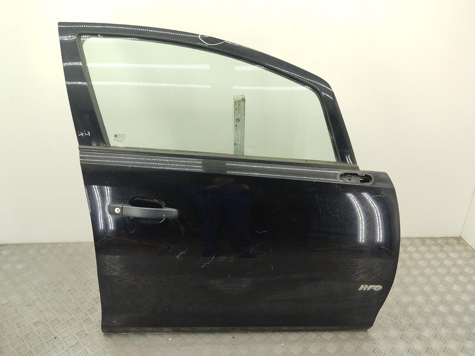 Дверь передняя правая Opel Corsa D 1.2 I 2008 (б/у)