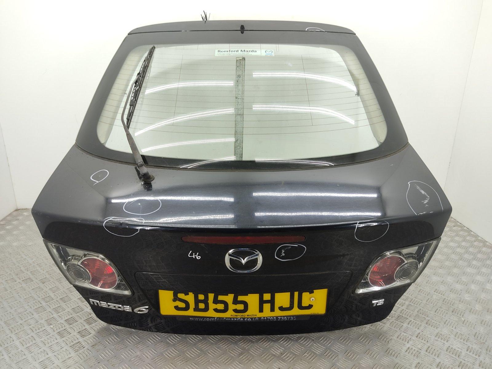 Крышка багажника Mazda 6 2.0 I 2005 (б/у)