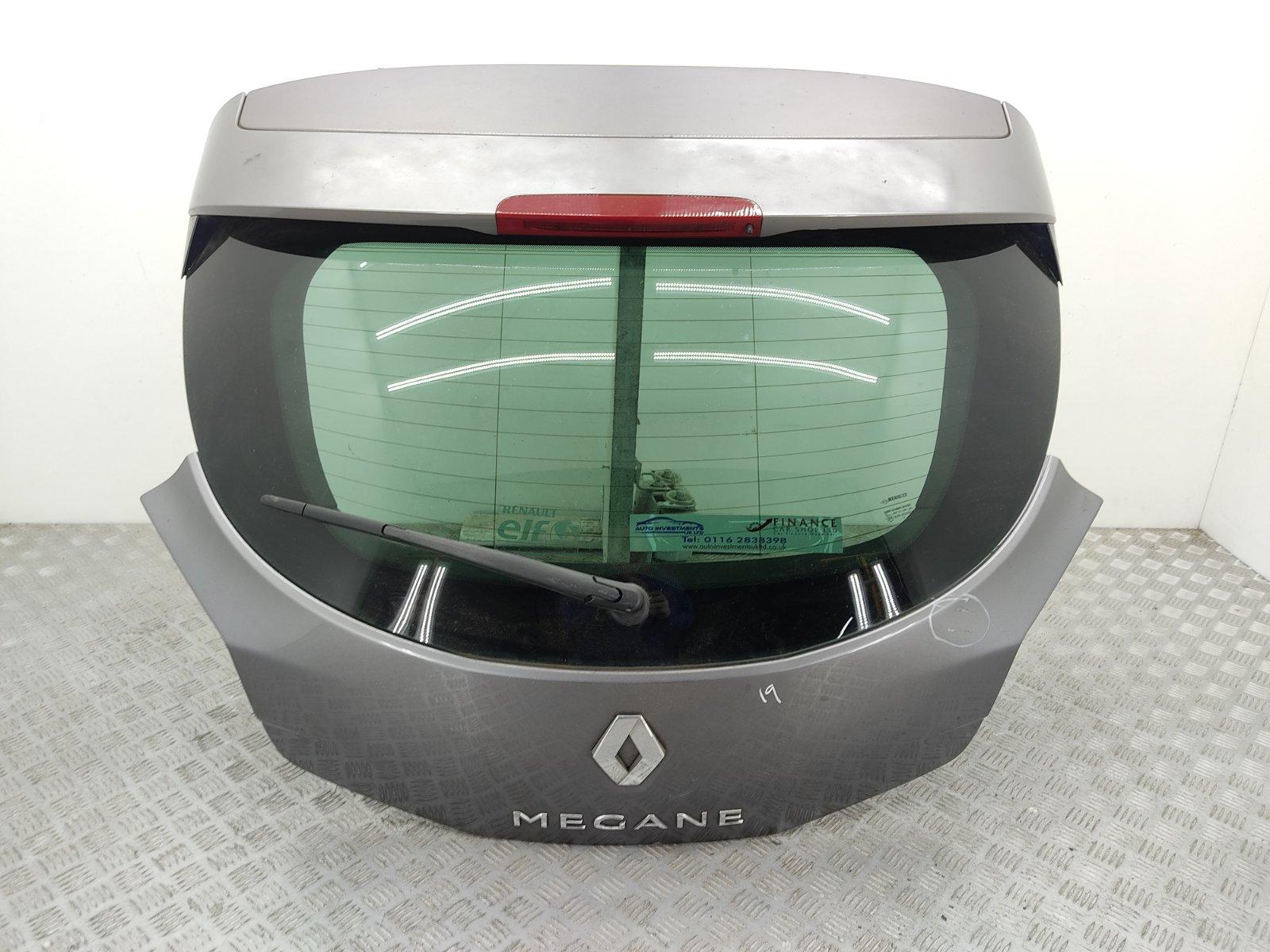 Крышка багажника Renault Megane 3 1.6 I 2009 (б/у)