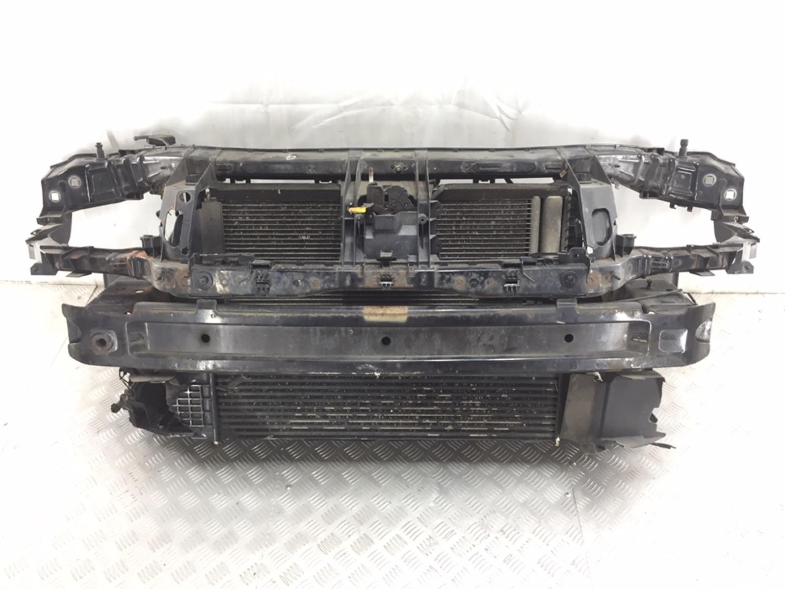 Панель передняя (телевизор) Ford Mondeo 4 2.0 TDCI 2007 (б/у)