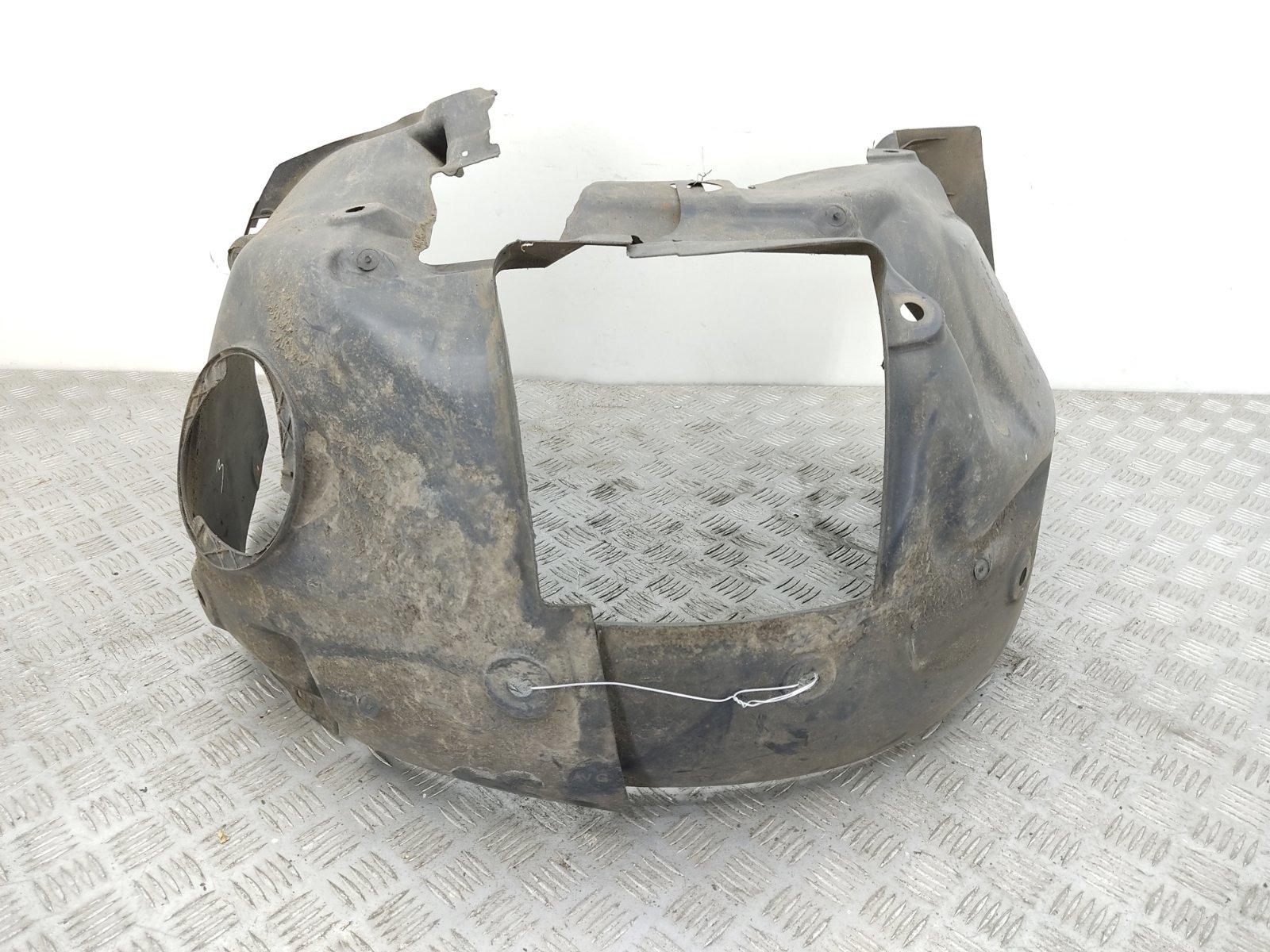 Защита арок передняя левая (подкрылок) Renault Megane 1.4 I 2007 (б/у)
