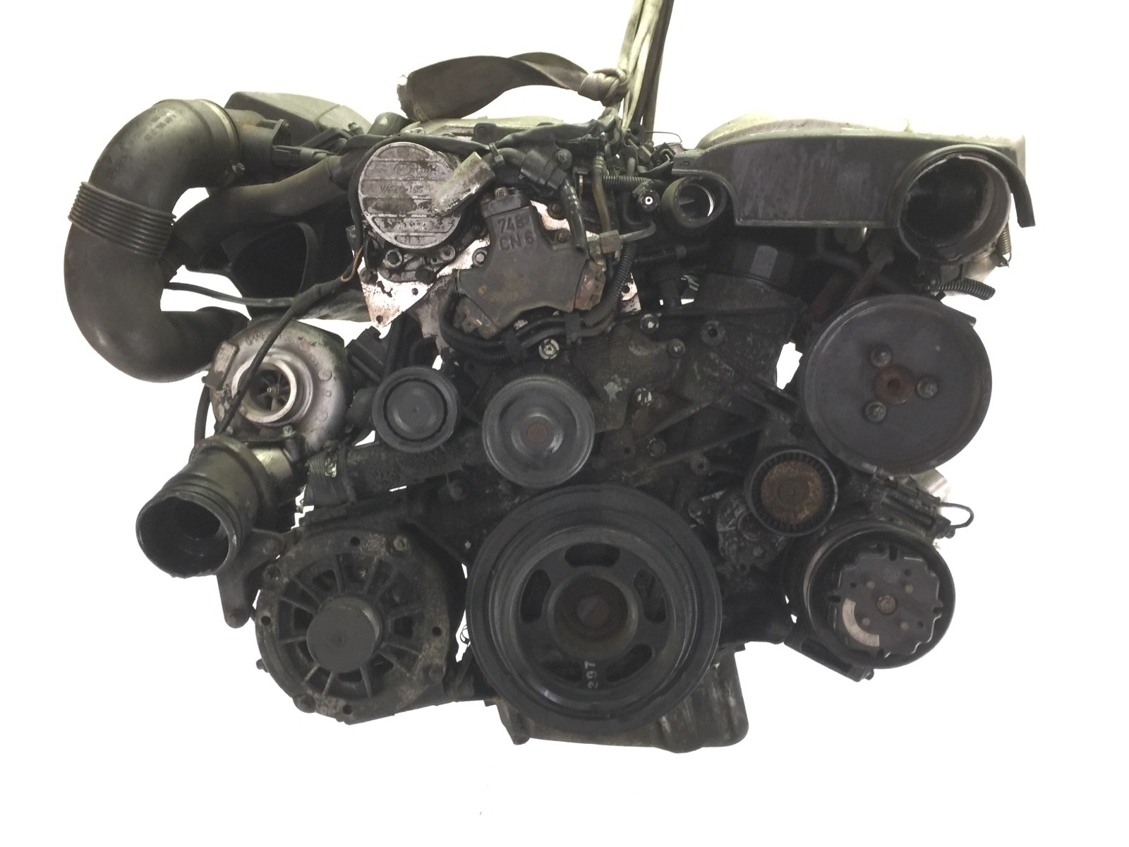 Двигатель Mercedes C W203 2.2 CDI 2003 (б/у)
