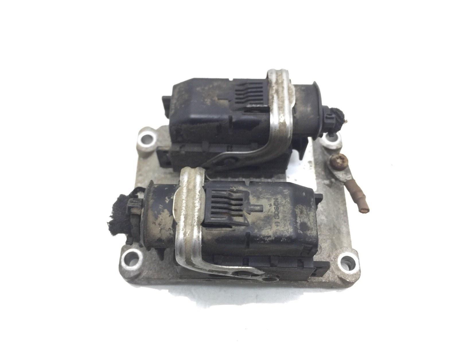 Блок управления двигателем Opel Corsa C 1.2 I 2002 (б/у)