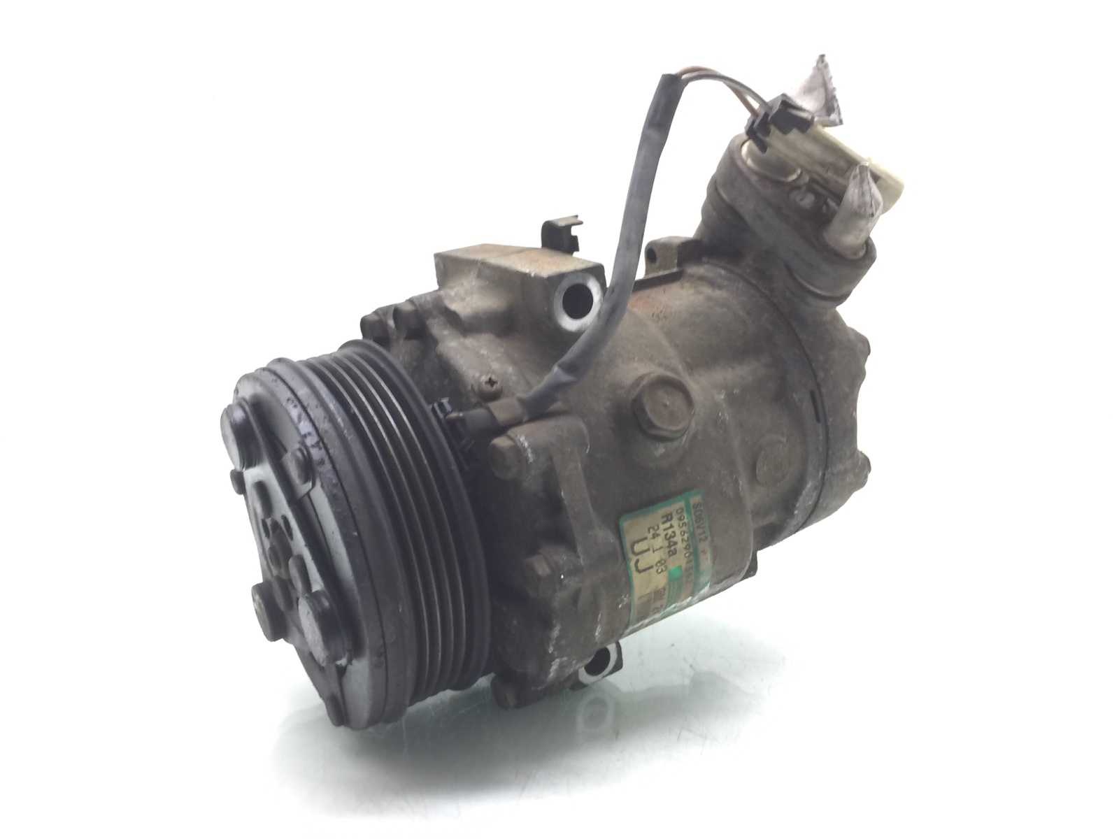Компрессор кондиционера Opel Astra G 1.6 I 2003 (б/у)