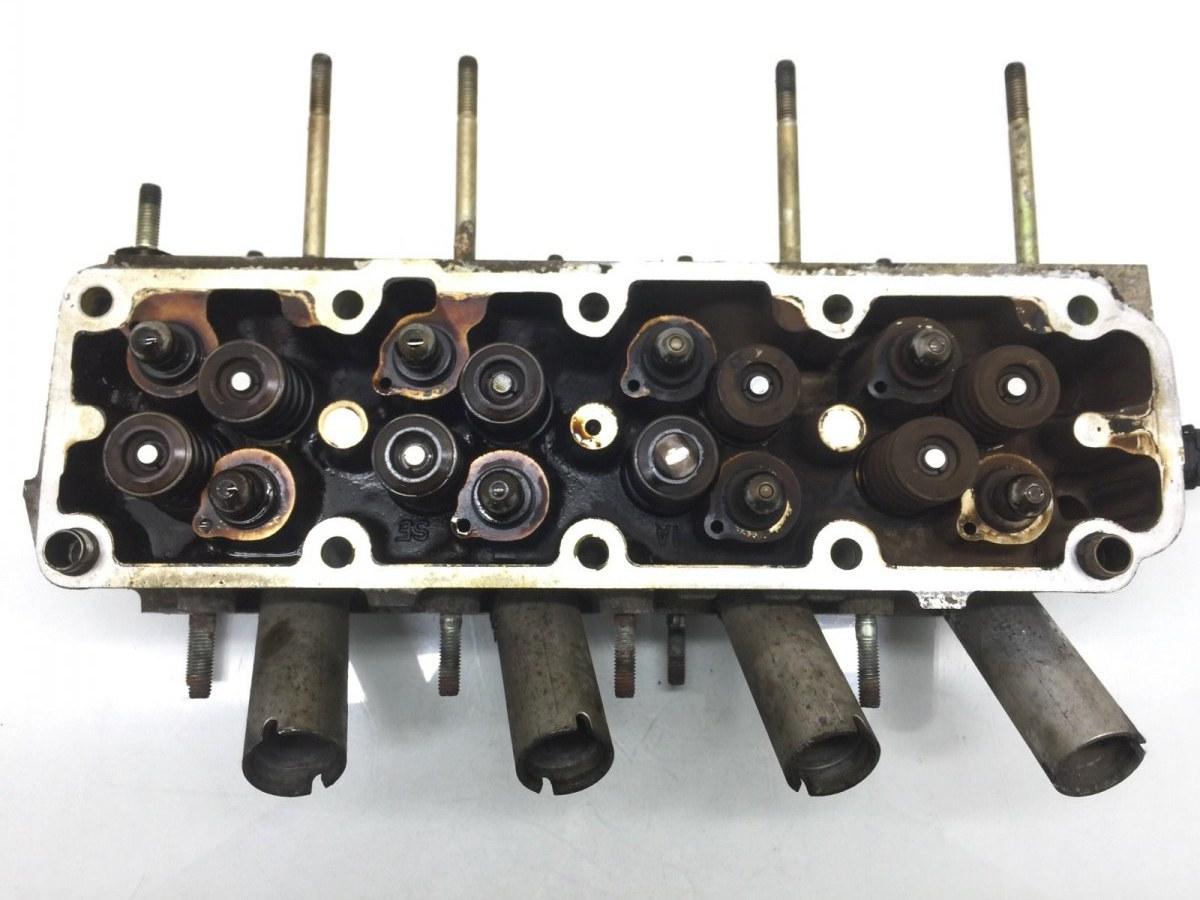 Головка блока цилиндров Opel Astra G 1.6 I 2003 (б/у)