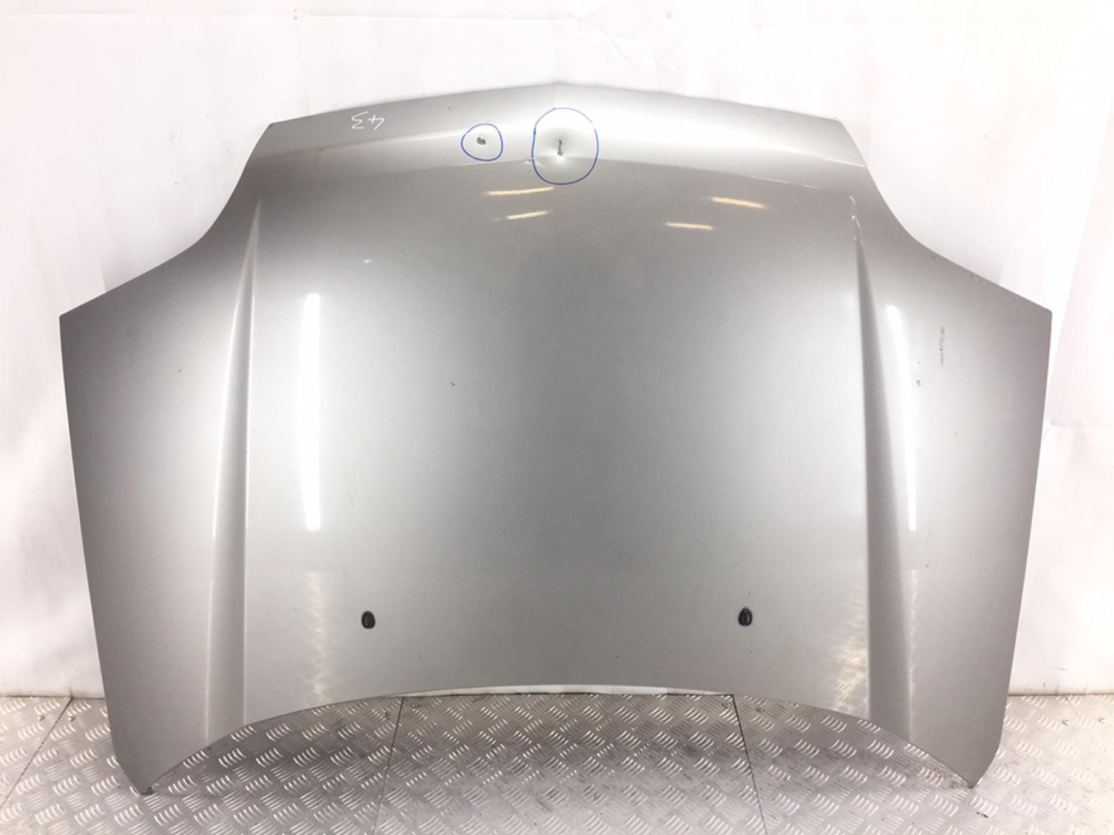 Капот Nissan X-Trail T30 2.0 I 2002 (б/у)