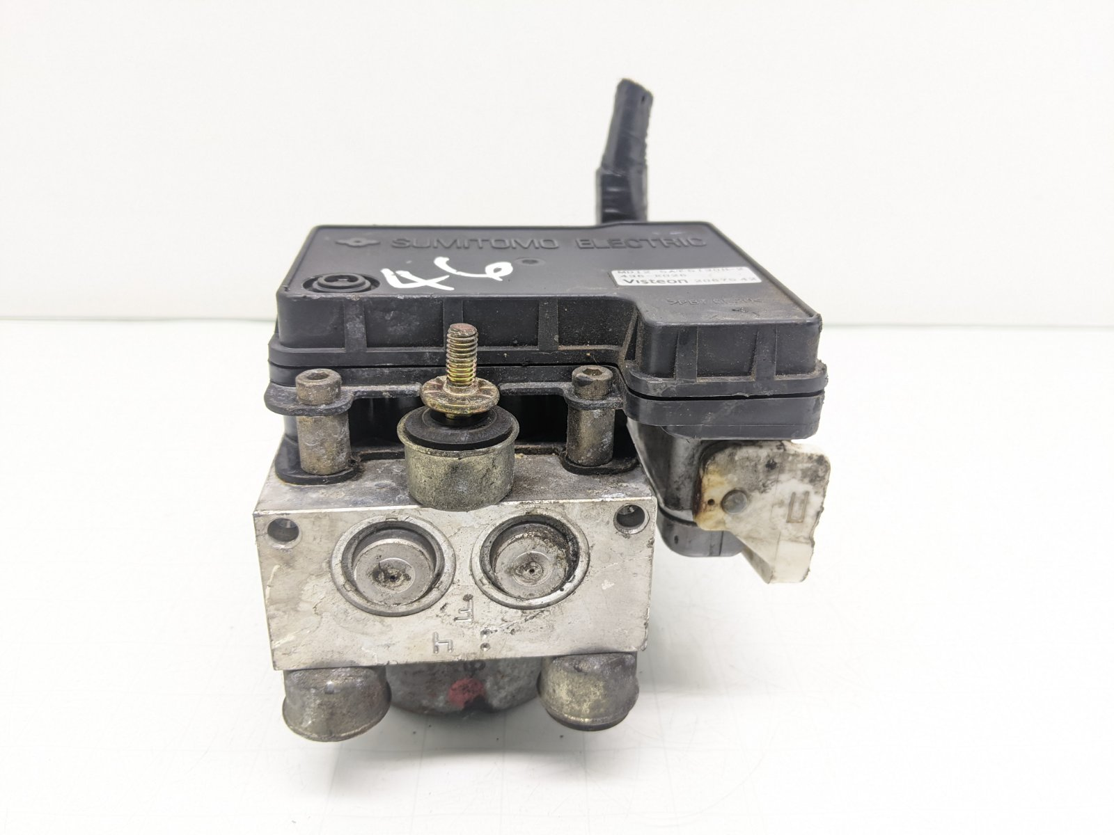 Блок abs Mazda 6 2.0 I 2005 (б/у)