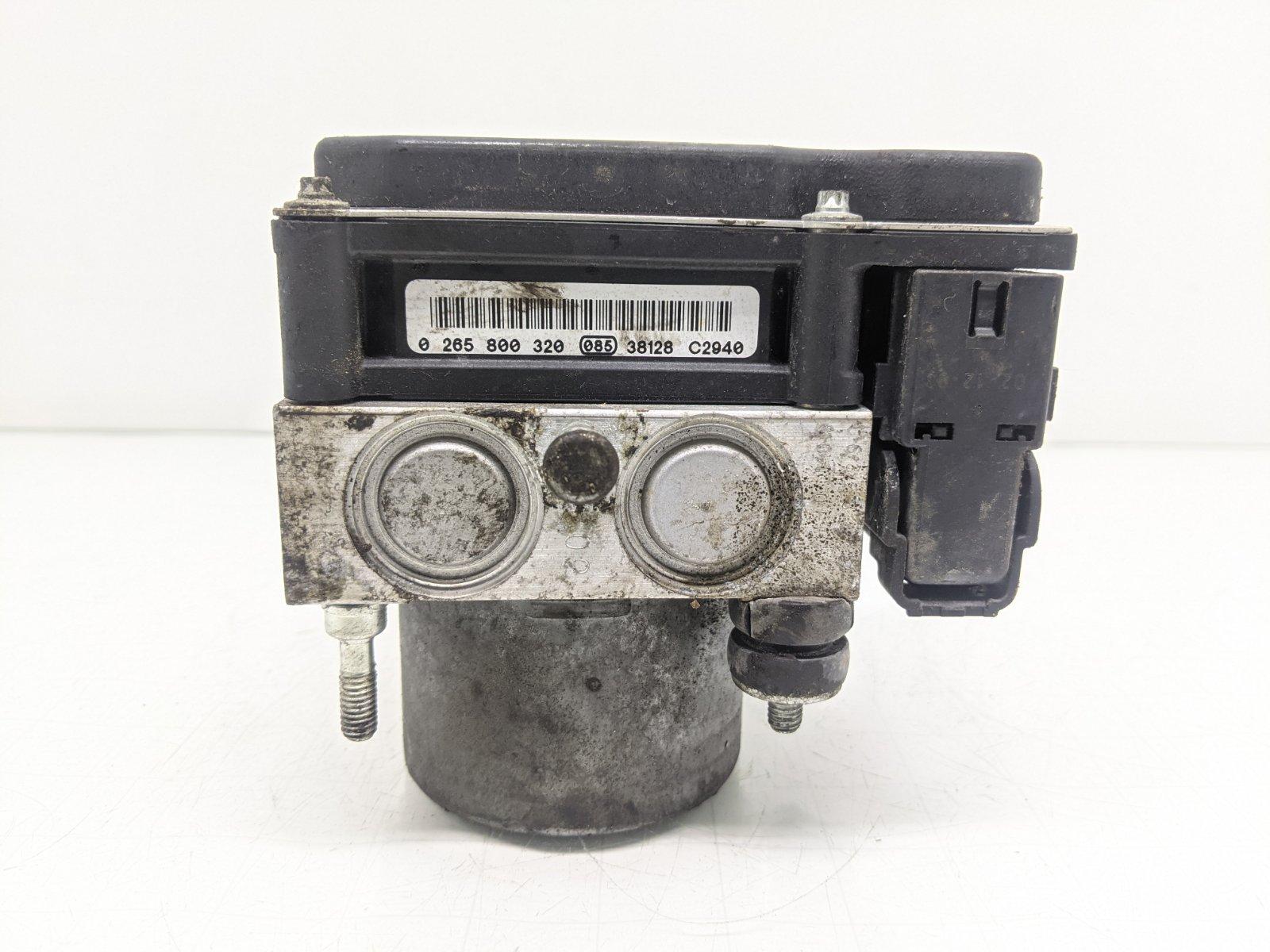 Блок abs Nissan Micra K12 1.2 I 2003 (б/у)