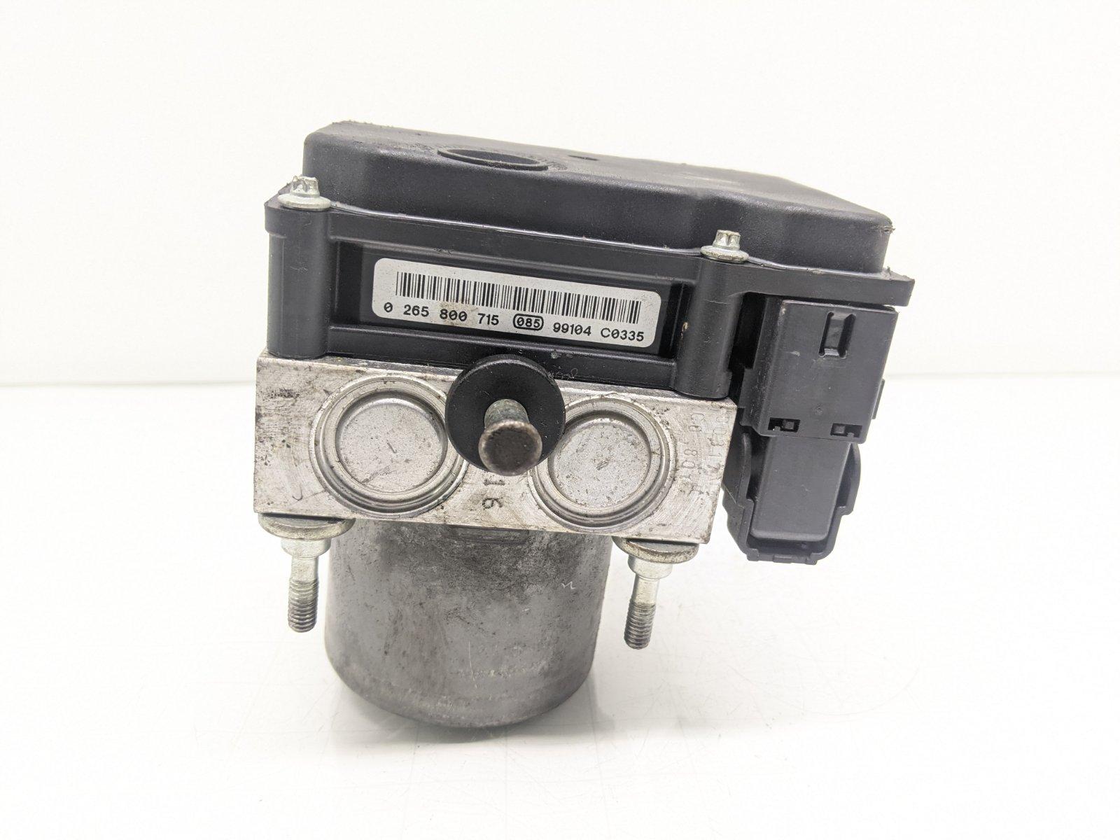 Блок abs Fiat Panda 1.2 I 2005 (б/у)