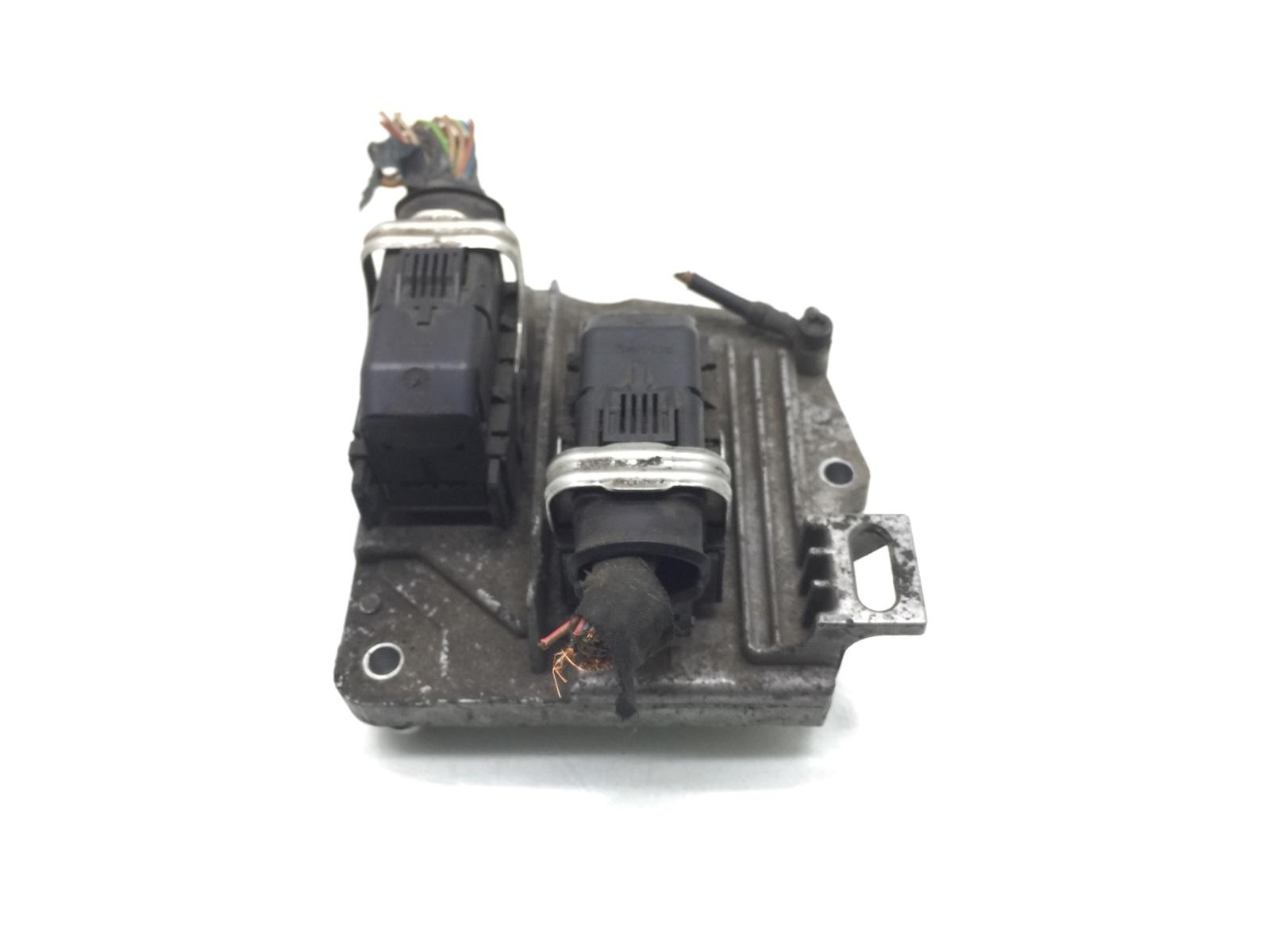 Блок управления двигателем Opel Astra H 1.6 I 2004 (б/у)