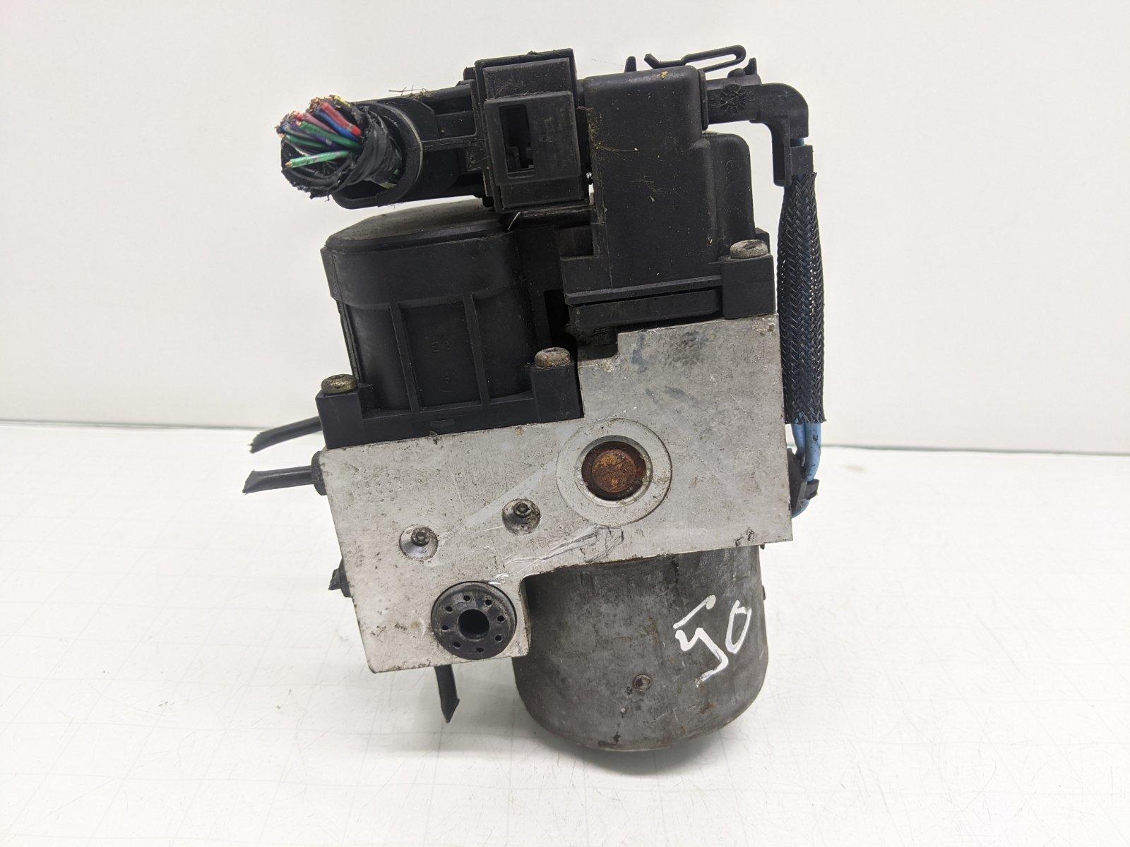 Блок abs Nissan Almera Tino 1.8 I 2002 (б/у)