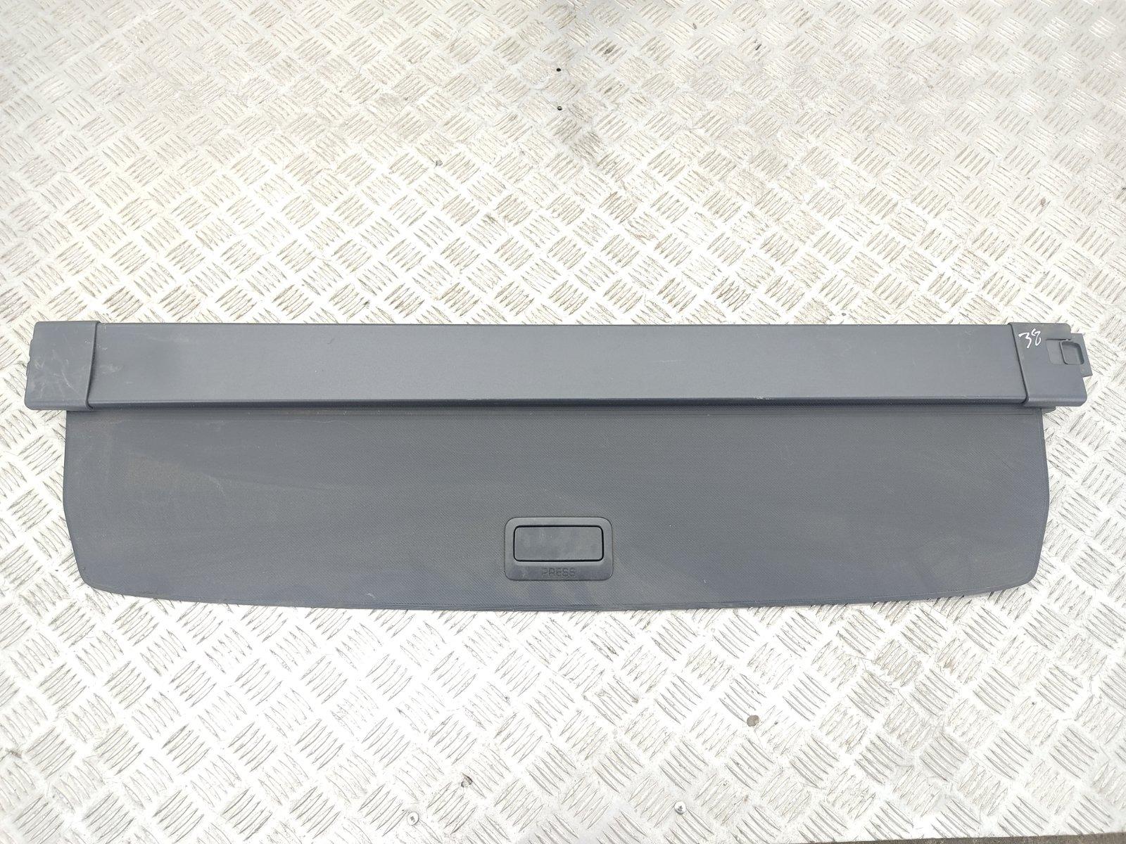 Шторка багажника Peugeot 508 1.6 HDI 2011 (б/у)