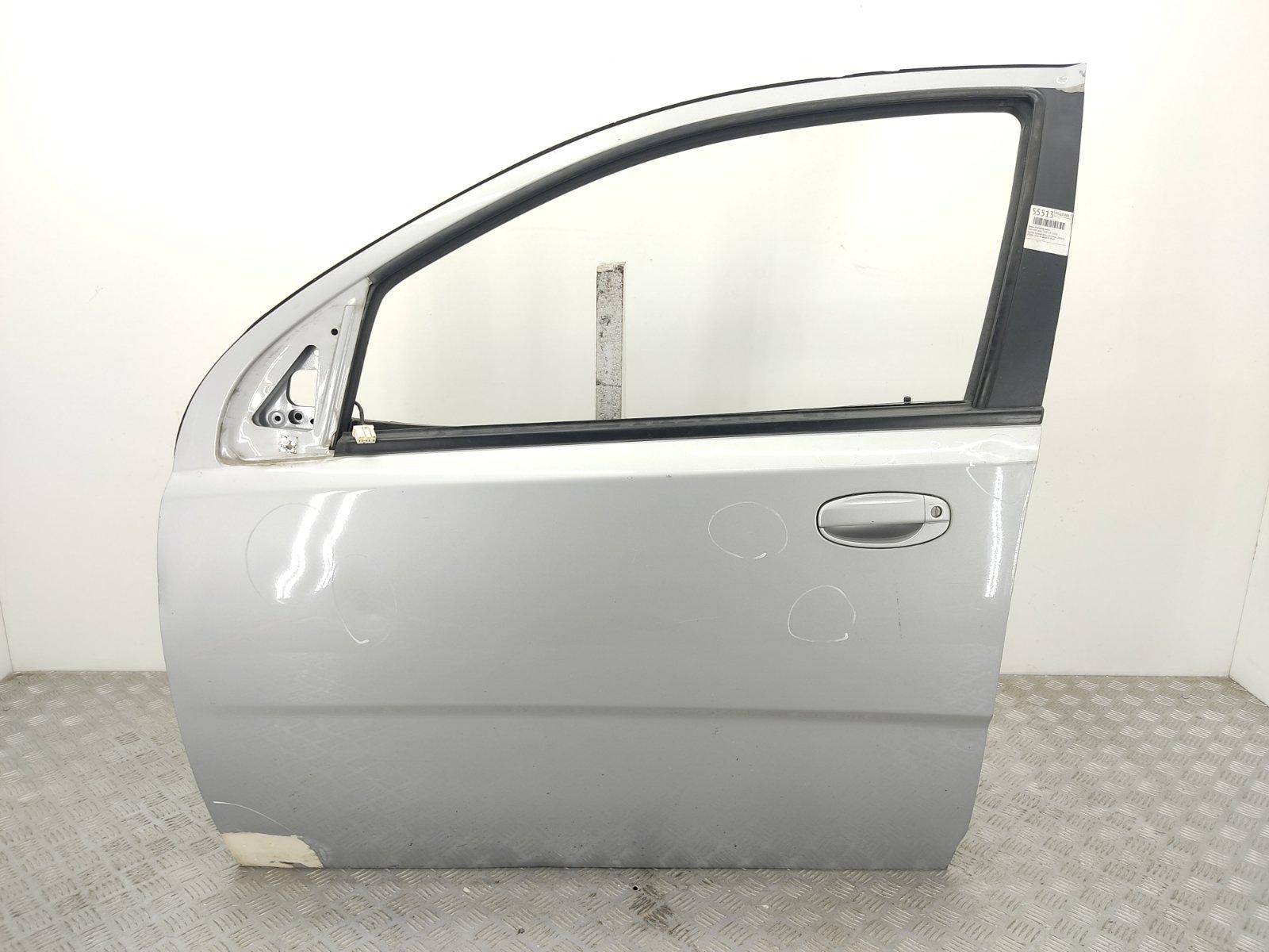 Дверь передняя левая Chevrolet Aveo T250 1.4 I 2010 (б/у)